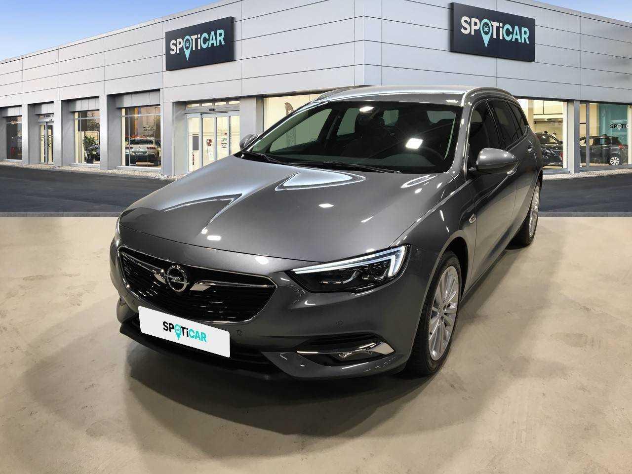 Opel Insignia  ocasión segunda mano 2021 Diésel por 25.550€ en Madrid