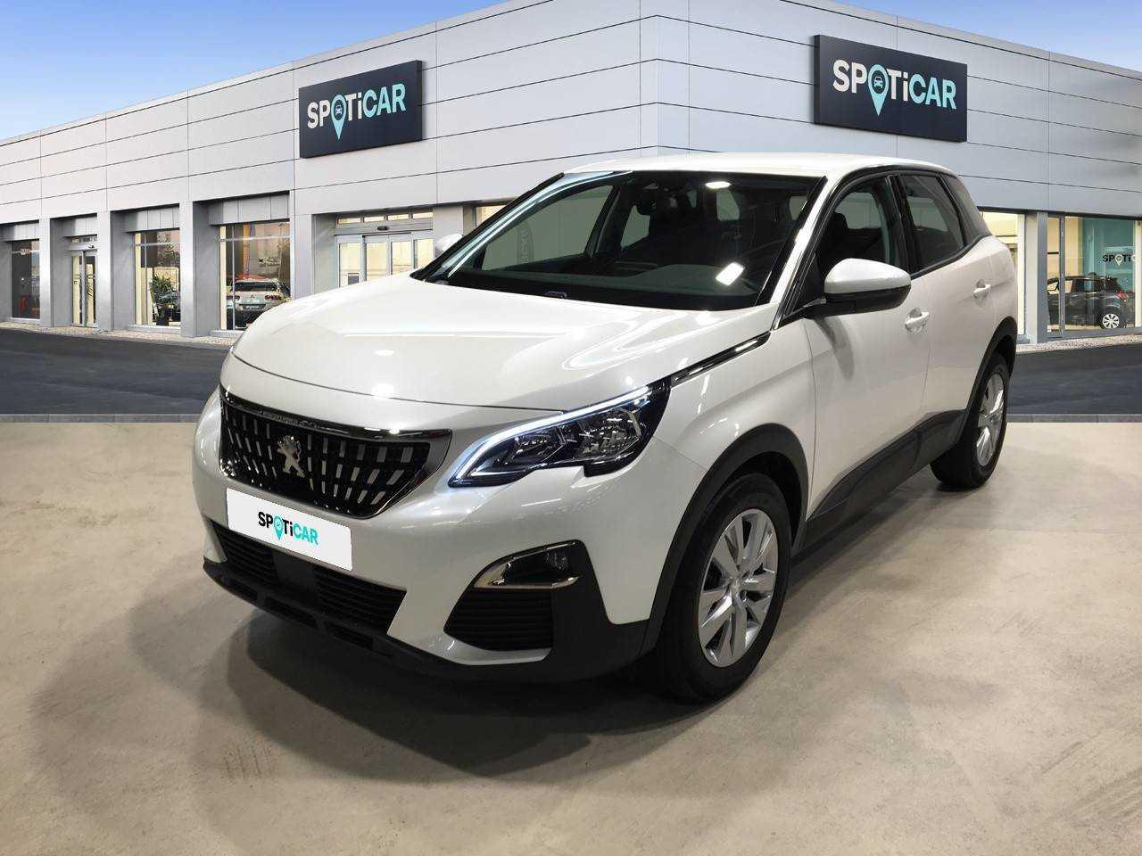 Peugeot 3008 ocasión segunda mano 2019 Diésel por 24.400€ en Madrid