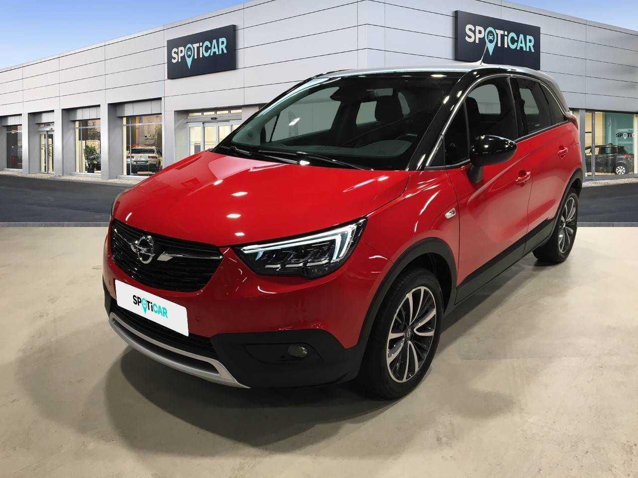 Opel Crossland X ocasión segunda mano 2019 Gasolina por 15.300€ en Madrid