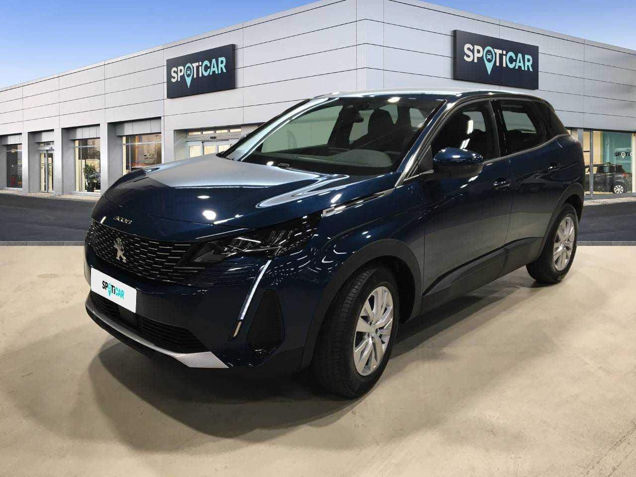 Peugeot 3008 ocasión segunda mano 2021 Diésel por 25.900€ en Madrid