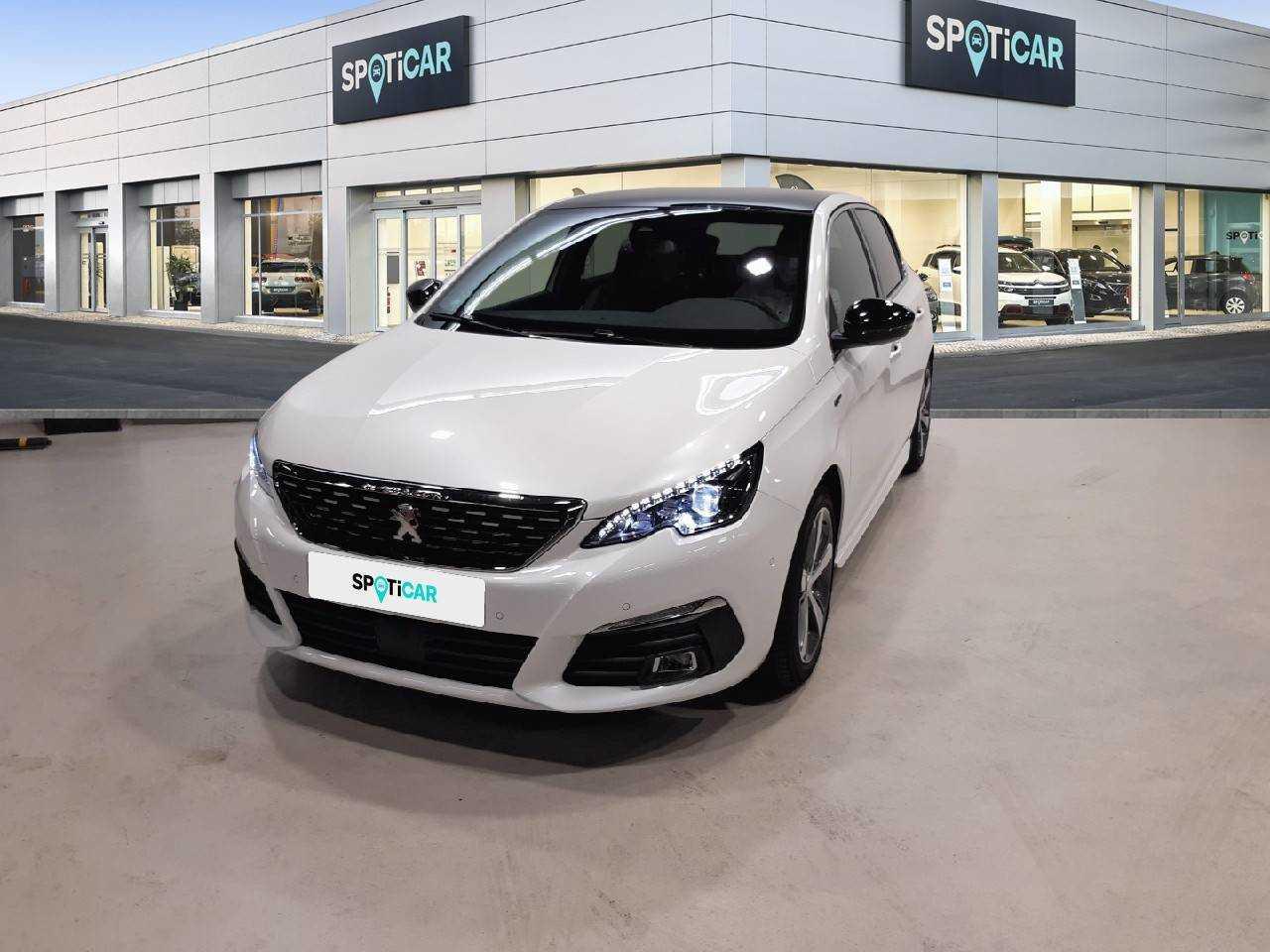 Peugeot 308 ocasión segunda mano 2021 Diésel por 24.950€ en Madrid