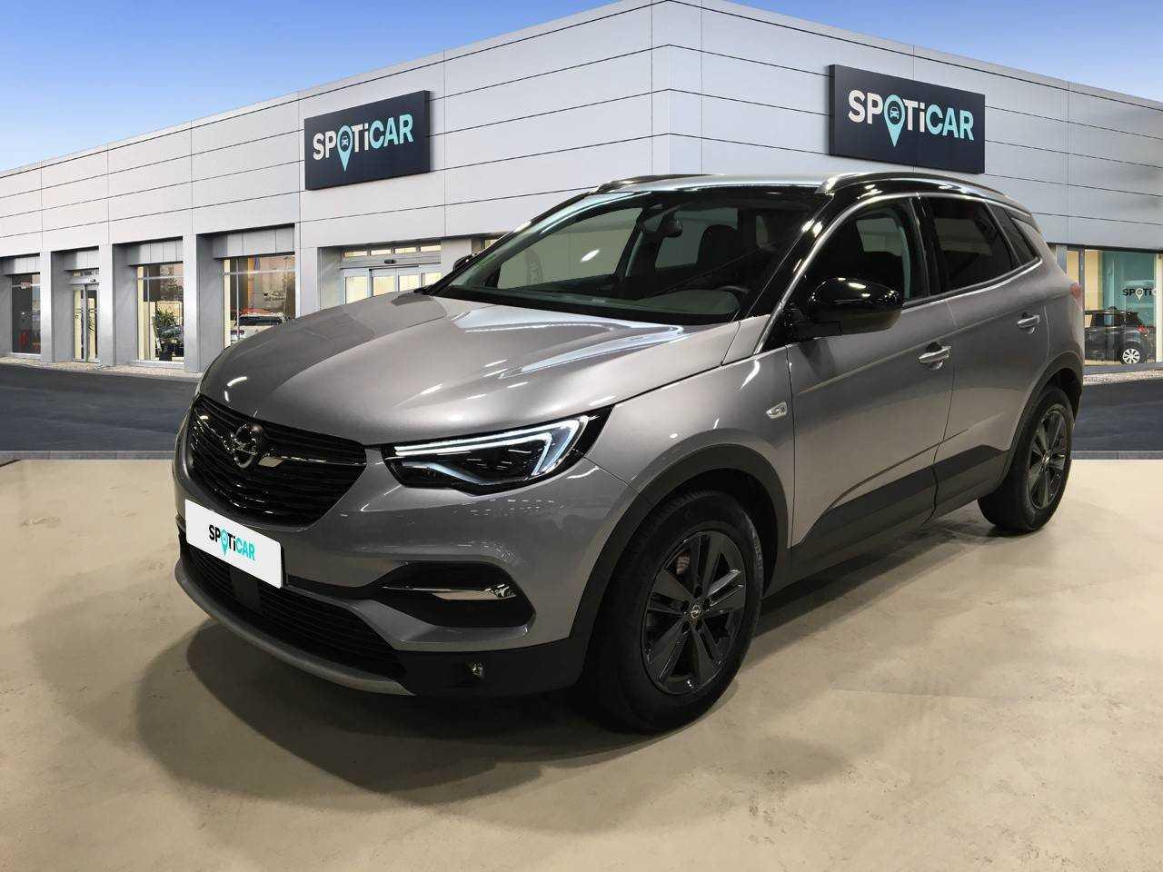 Opel Grandland X ocasión segunda mano 2020 Diésel por 25.400€ en Madrid