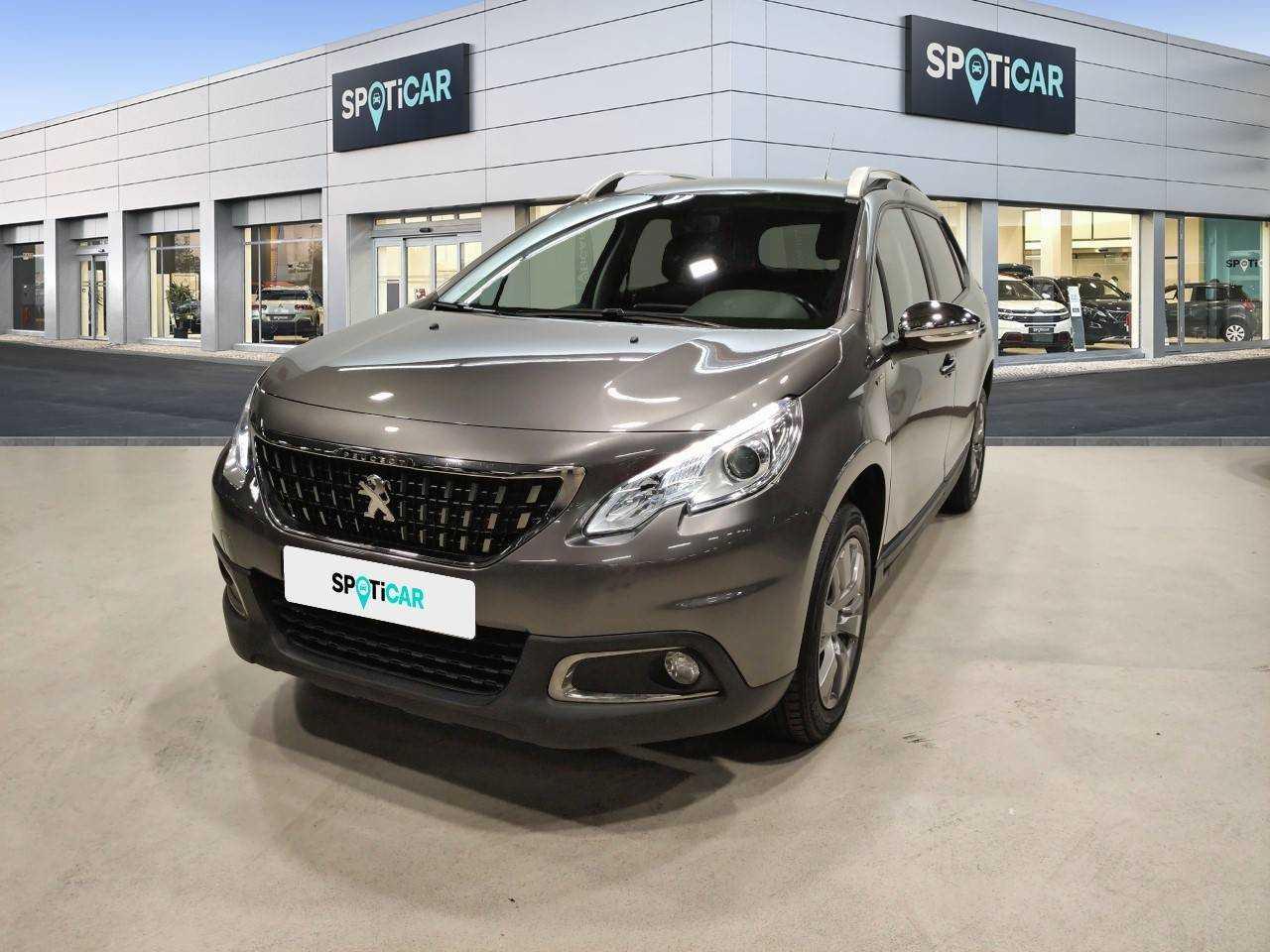 Peugeot 2008 ocasión segunda mano 2017 Diésel por 12.950€ en Madrid