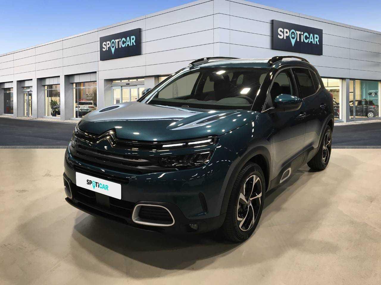 Citroën C5 Aircross ocasión segunda mano 2021 Diésel por 29.550€ en Madrid