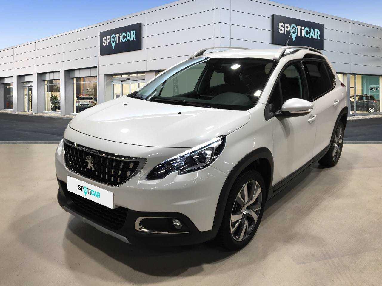 Peugeot 2008 ocasión segunda mano 2018 Gasolina por 15.900€ en Madrid