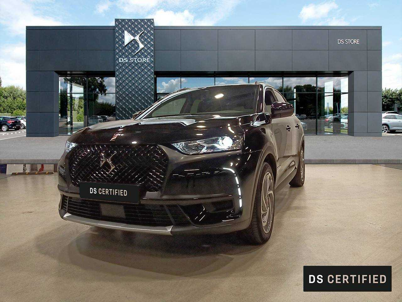 DS Automobiles DS 7 Crossback ocasión segunda mano 2019 Diésel por 30.990€ en Madrid