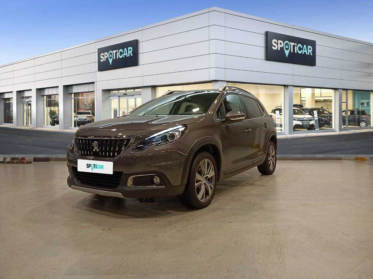 Peugeot 2008 ocasión segunda mano 2019 Diésel por 16.800€ en Madrid