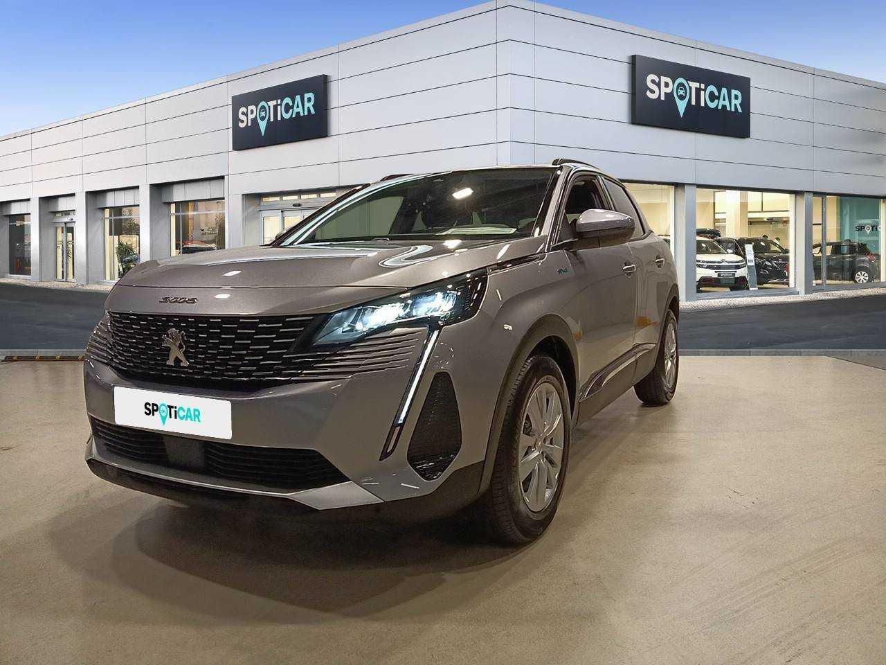 Peugeot 3008 ocasión segunda mano 2021 Diésel por 29.900€ en Madrid