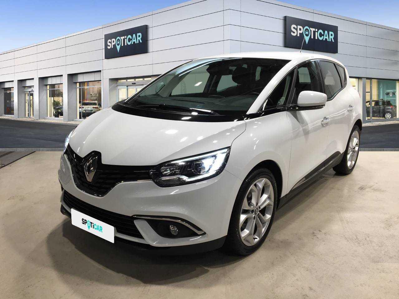 Renault Scénic ocasión segunda mano 2017 Diésel por 13.500€ en Madrid