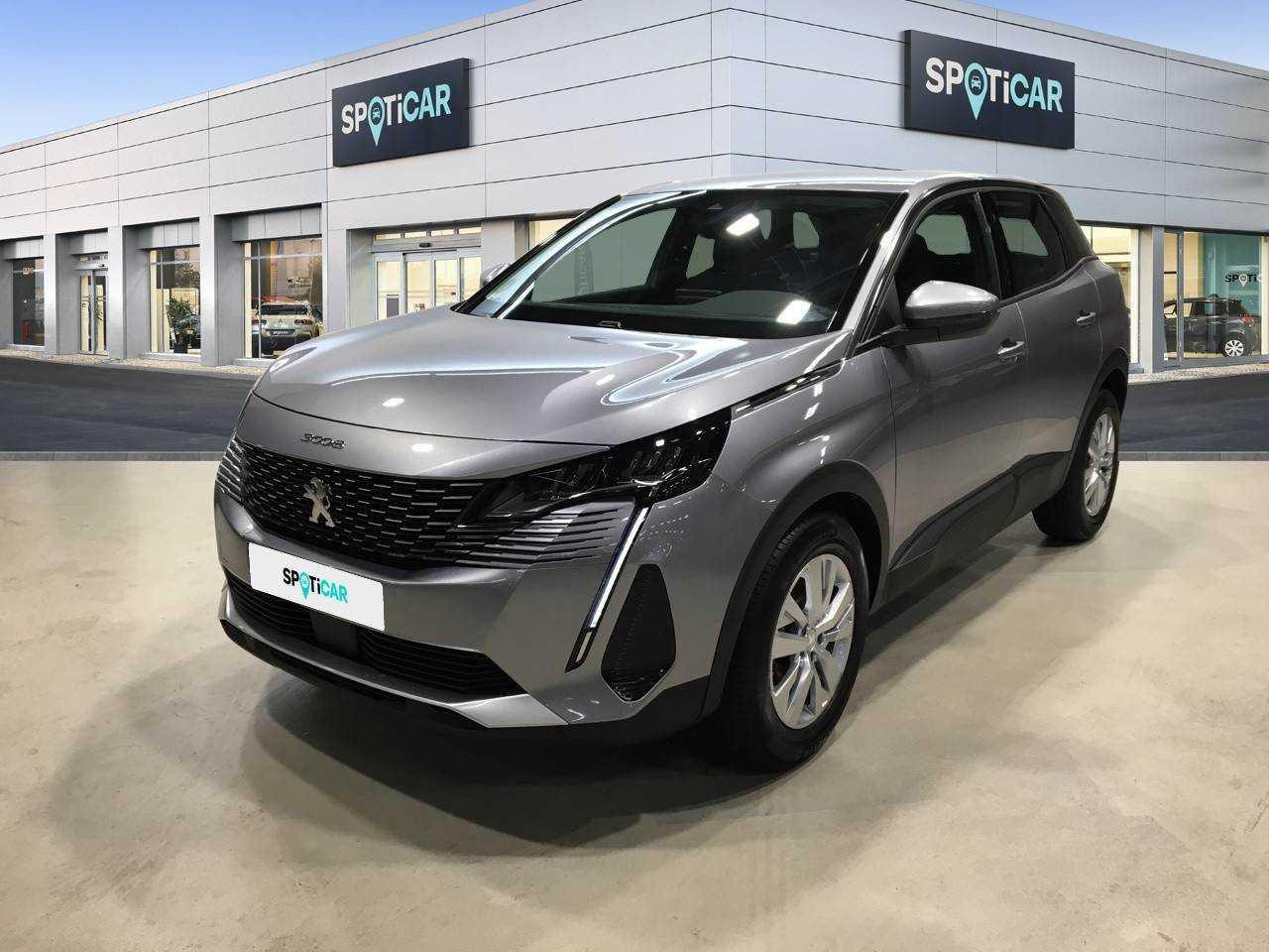 Peugeot 3008 ocasión segunda mano 2021 Diésel por 26.900€ en Madrid