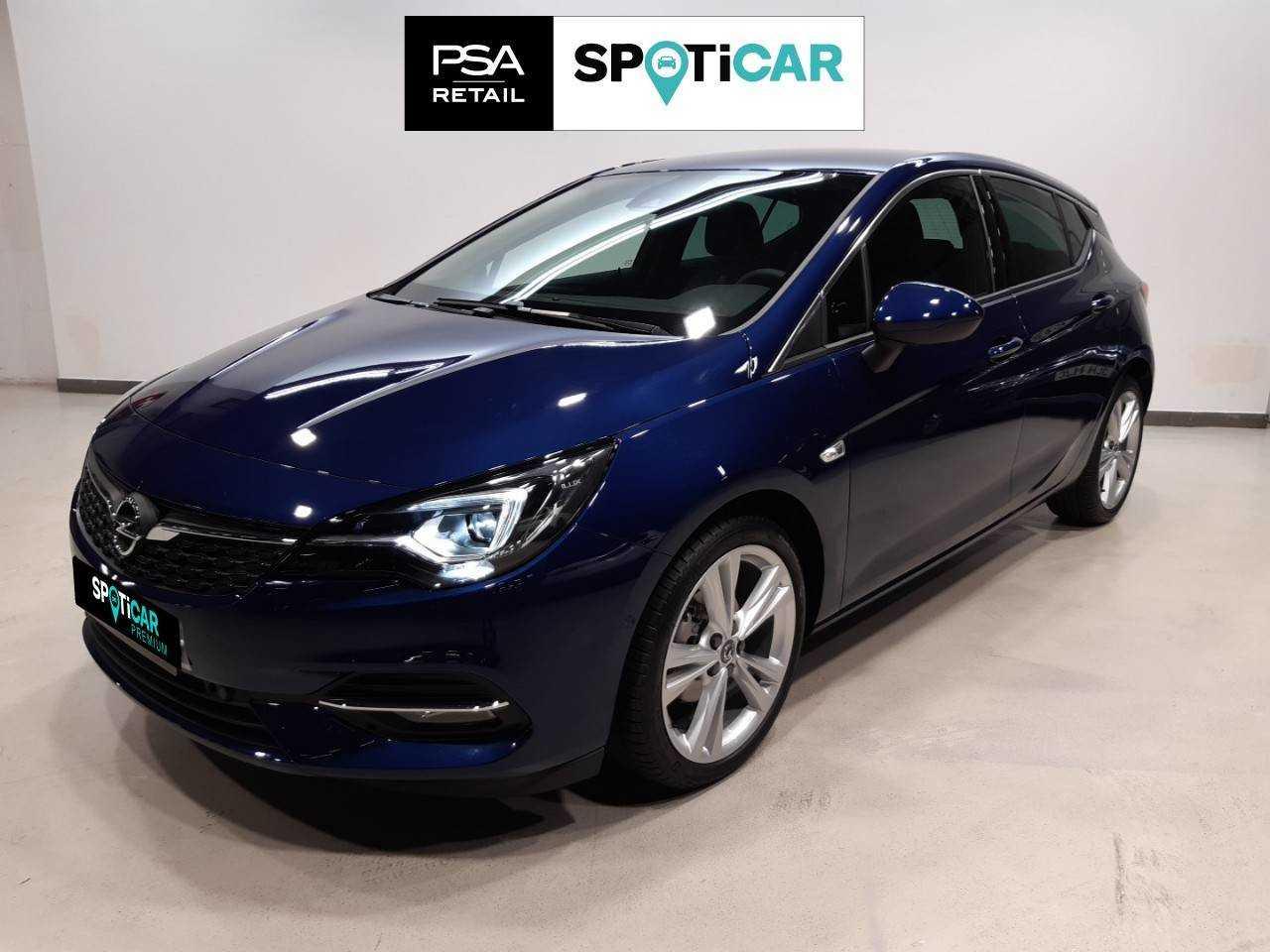 Opel Astra ocasión segunda mano 2020 Diésel por 17.400€ en Madrid