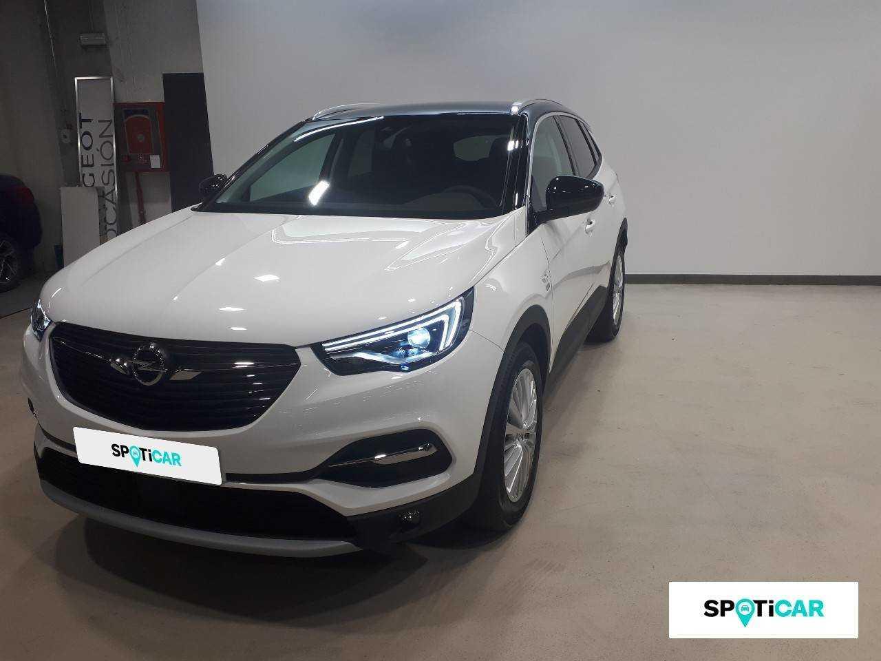 Opel Grandland X ocasión segunda mano 2021 Diésel por 26.350€ en Madrid