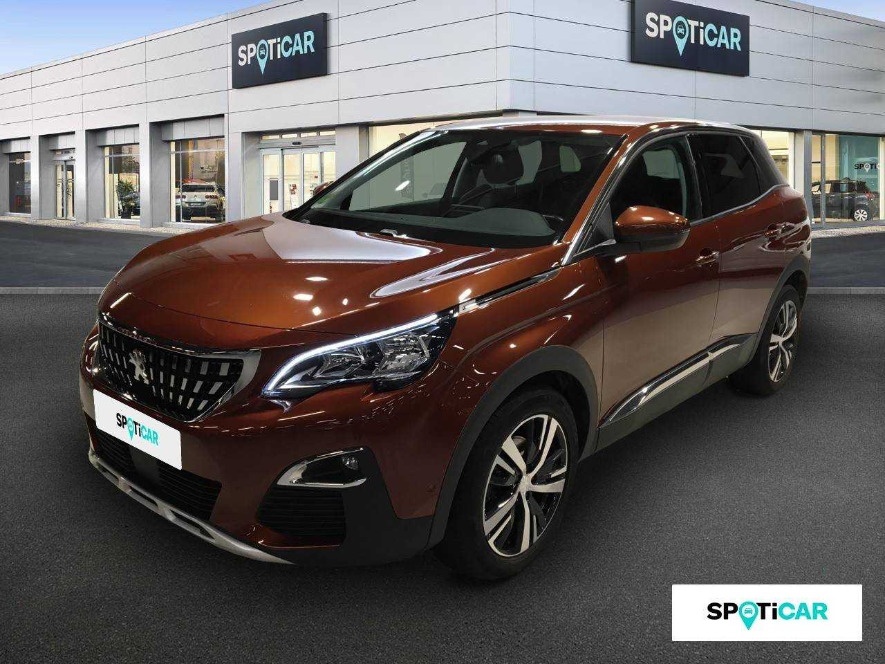 Peugeot 3008 ocasión segunda mano 2018 Diésel por 19.450€ en Madrid