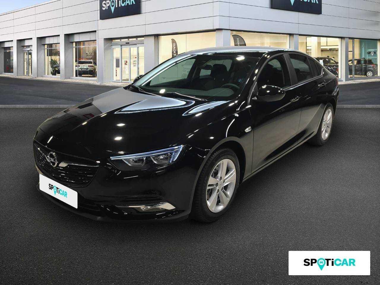 Opel Insignia  ocasión segunda mano 2021 Diésel por 23.000€ en Madrid