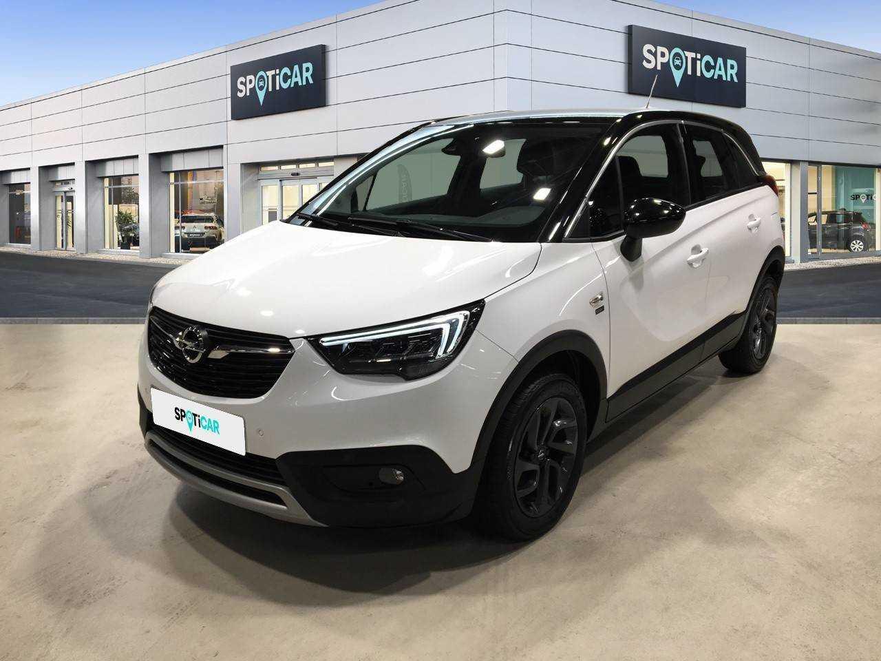 Opel Crossland X ocasión segunda mano 2020 Diésel por 17.350€ en Madrid