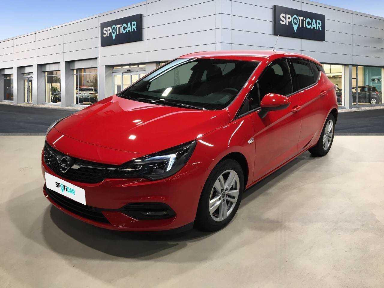 Opel Astra ocasión segunda mano 2020 Diésel por 17.700€ en Madrid