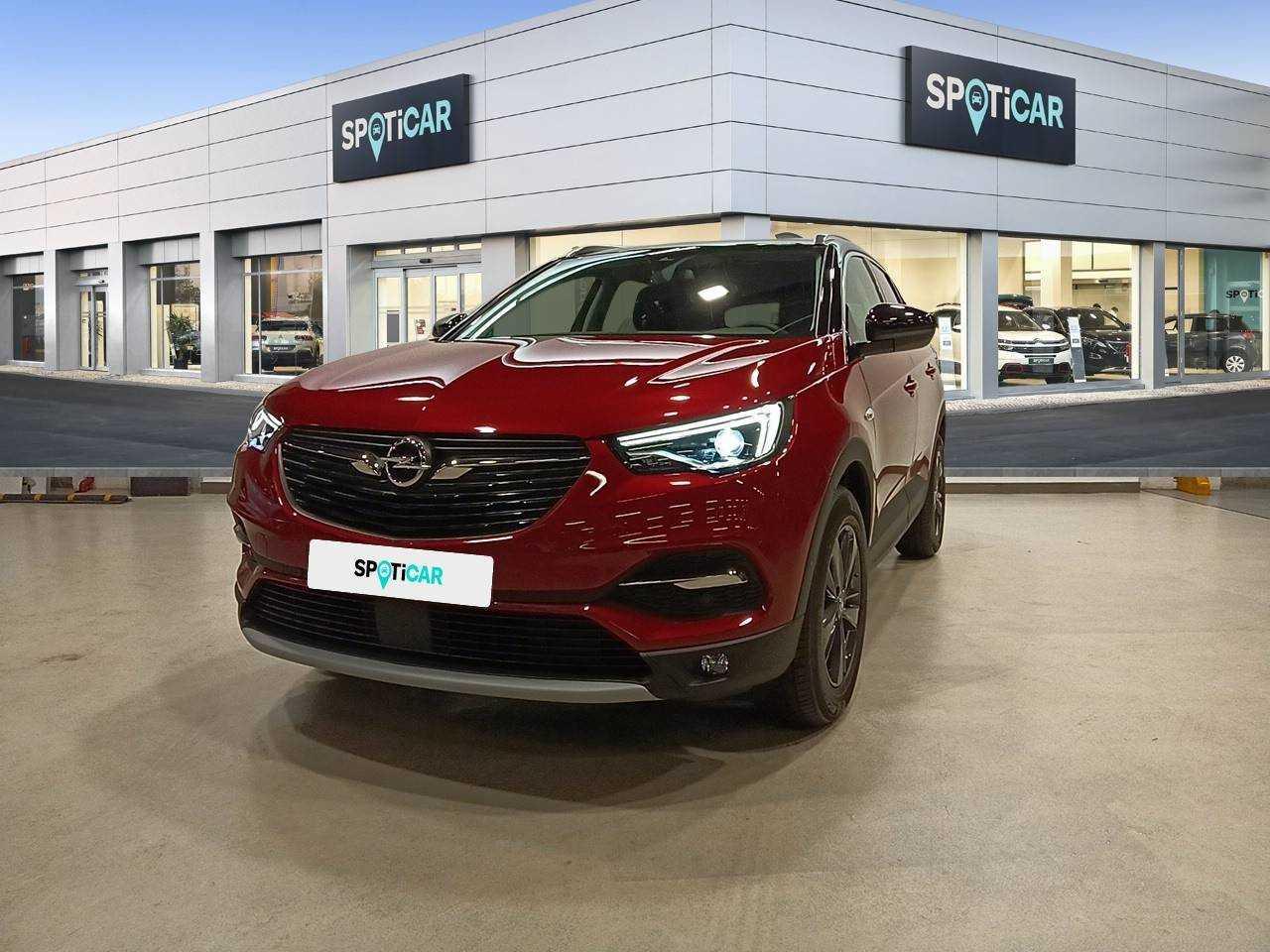 Opel Grandland X ocasión segunda mano 2021 Diésel por 27.350€ en Madrid