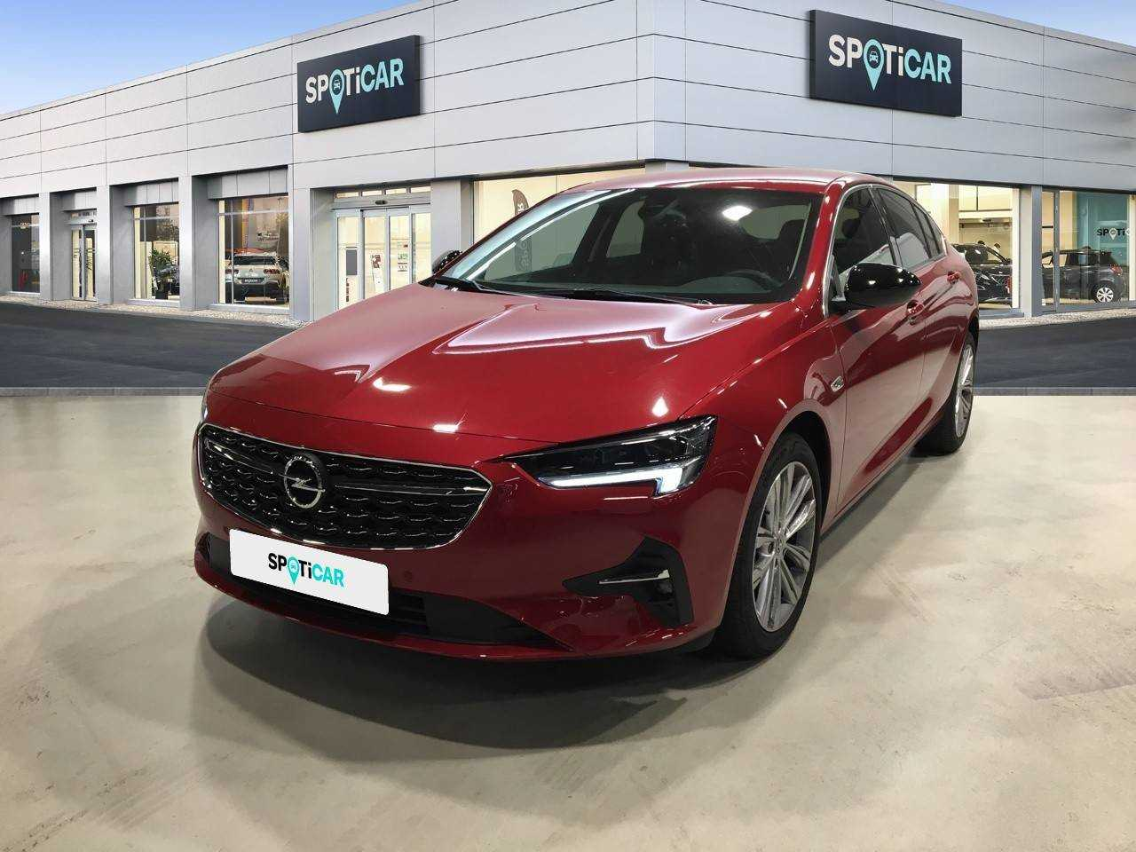 Opel Insignia  ocasión segunda mano 2020 Diésel por 25.950€ en Madrid