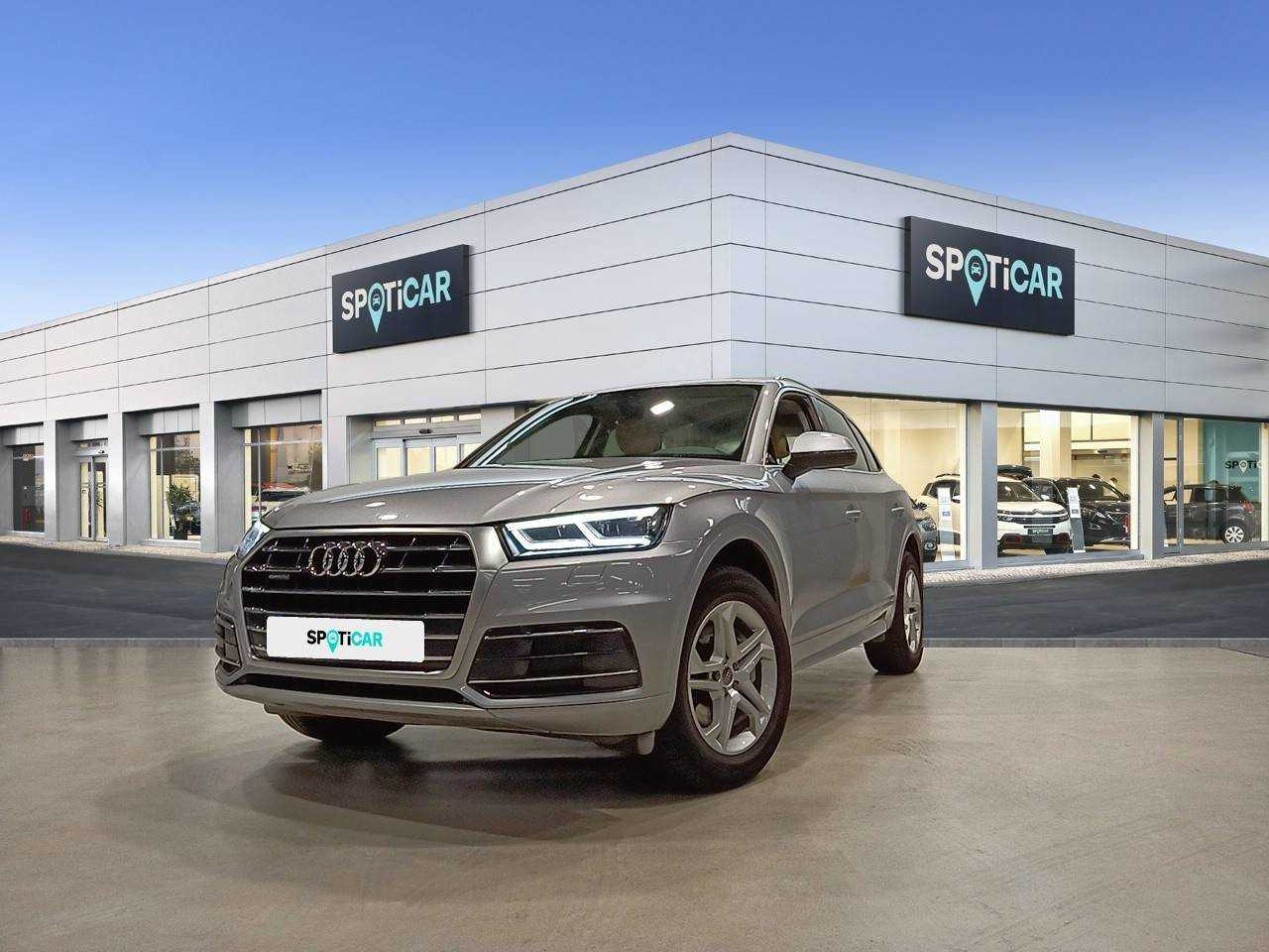 Audi Q5 ocasión segunda mano 2017 Diésel por 33.900€ en Madrid