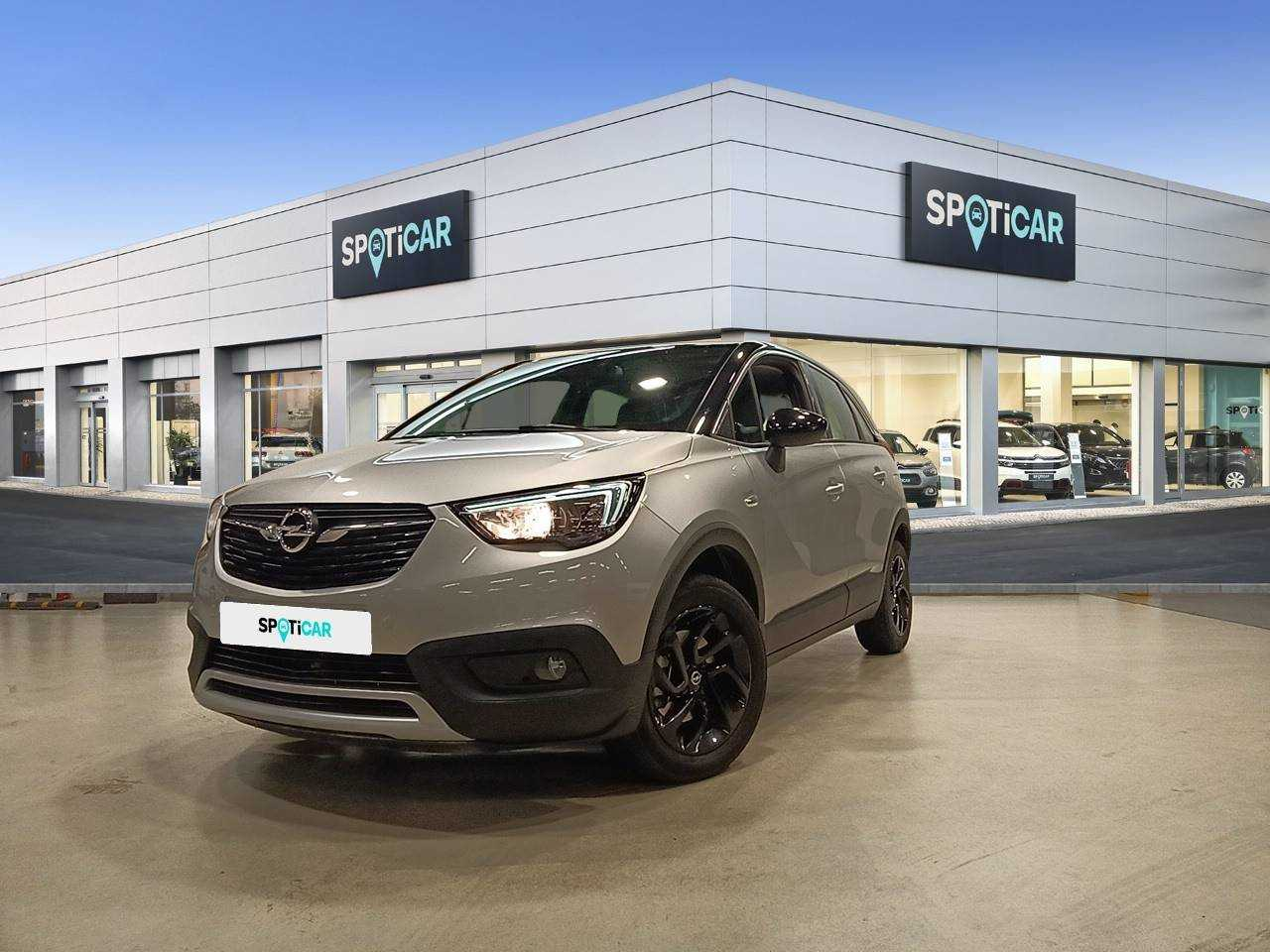 Opel Crossland X ocasión segunda mano 2019 Gasolina por 16.900€ en Madrid