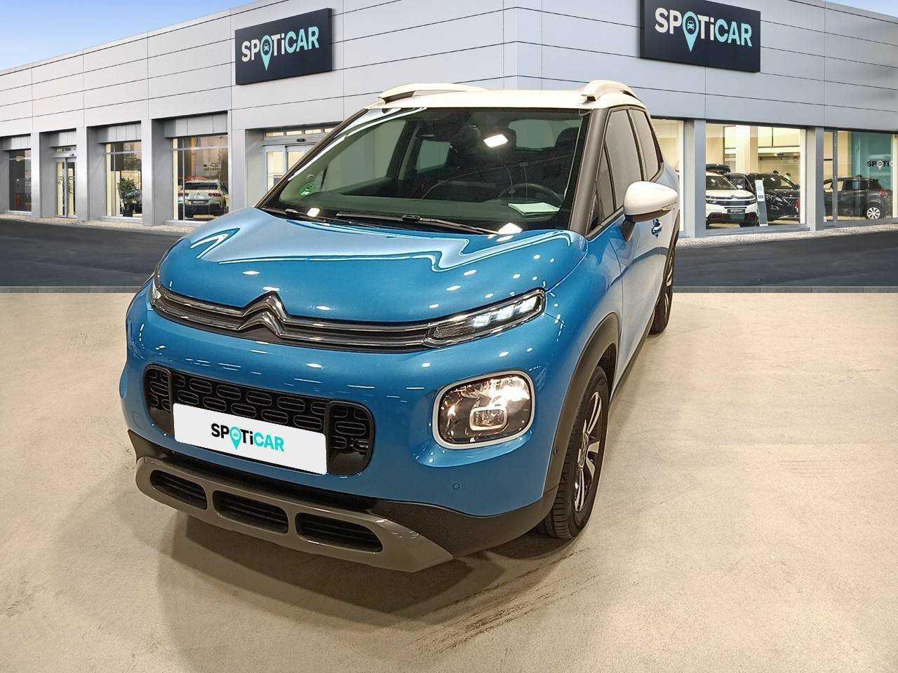 Citroën C3 Aircross ocasión segunda mano 2019 Diésel por 19.500€ en Madrid