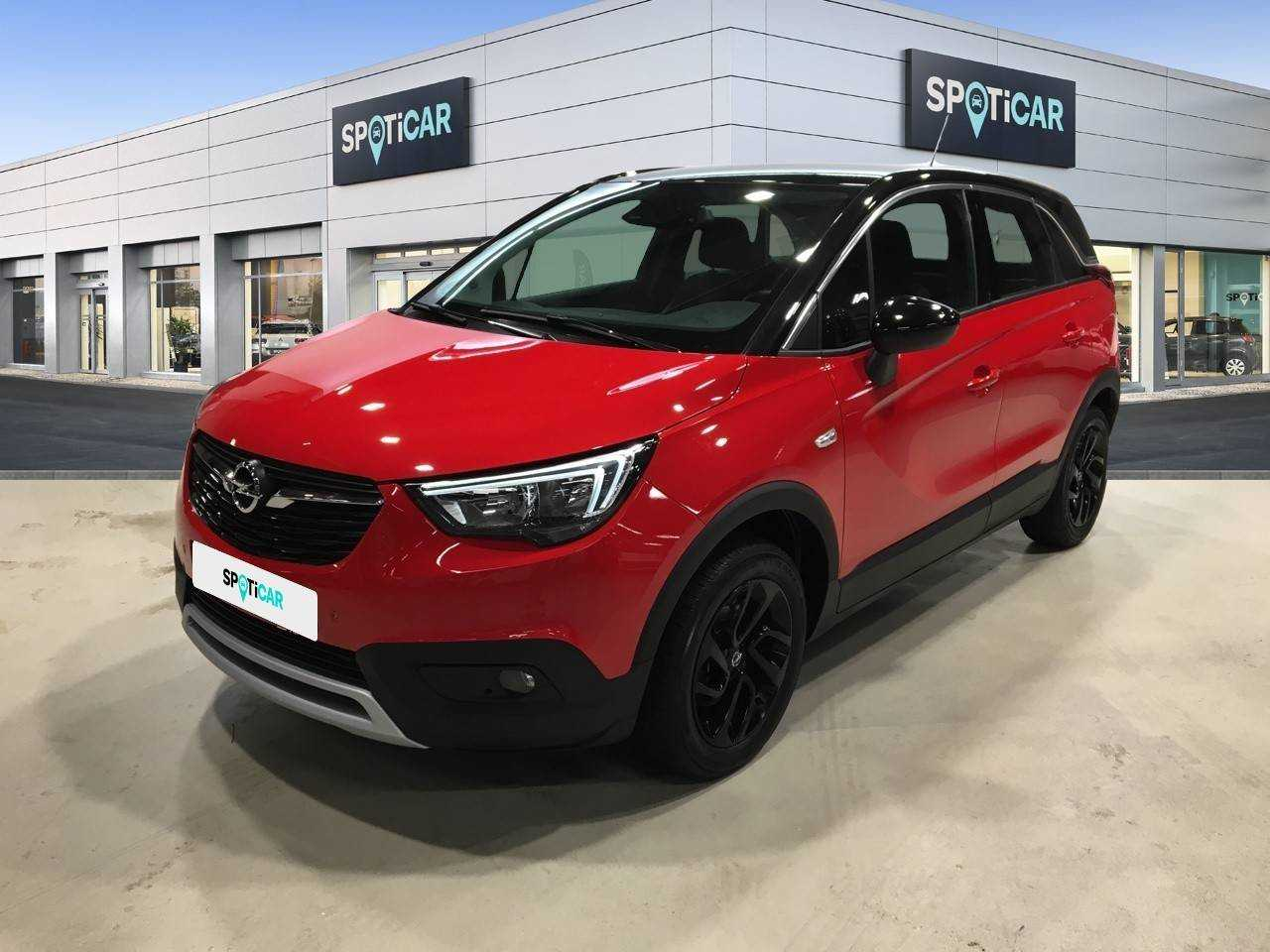 Opel Crossland X ocasión segunda mano 2019 Gasolina por 15.900€ en Madrid