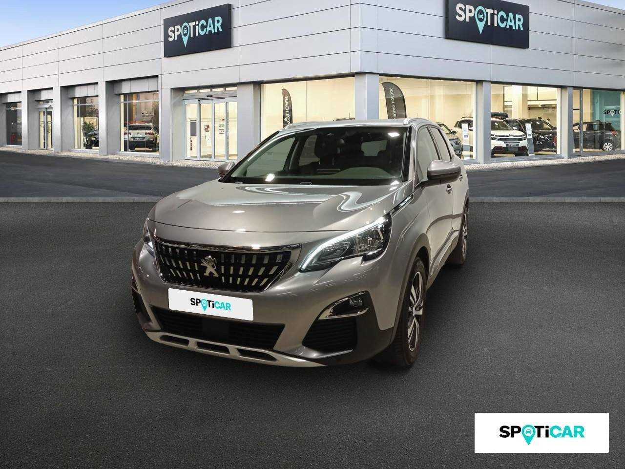 Peugeot 3008 ocasión segunda mano 2018 Diésel por 24.400€ en Madrid
