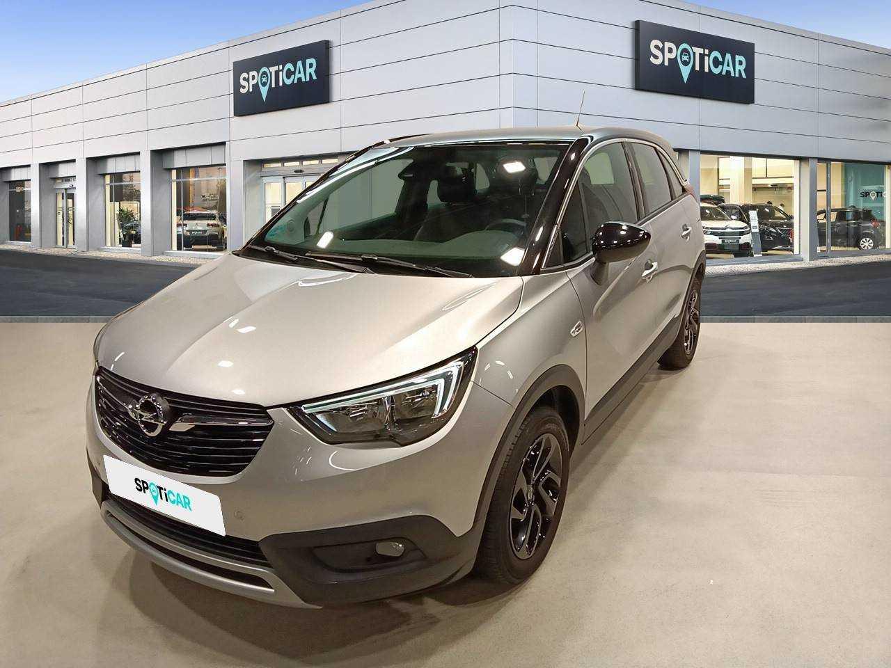 Opel Crossland X ocasión segunda mano 2019 Diésel por 17.500€ en Madrid