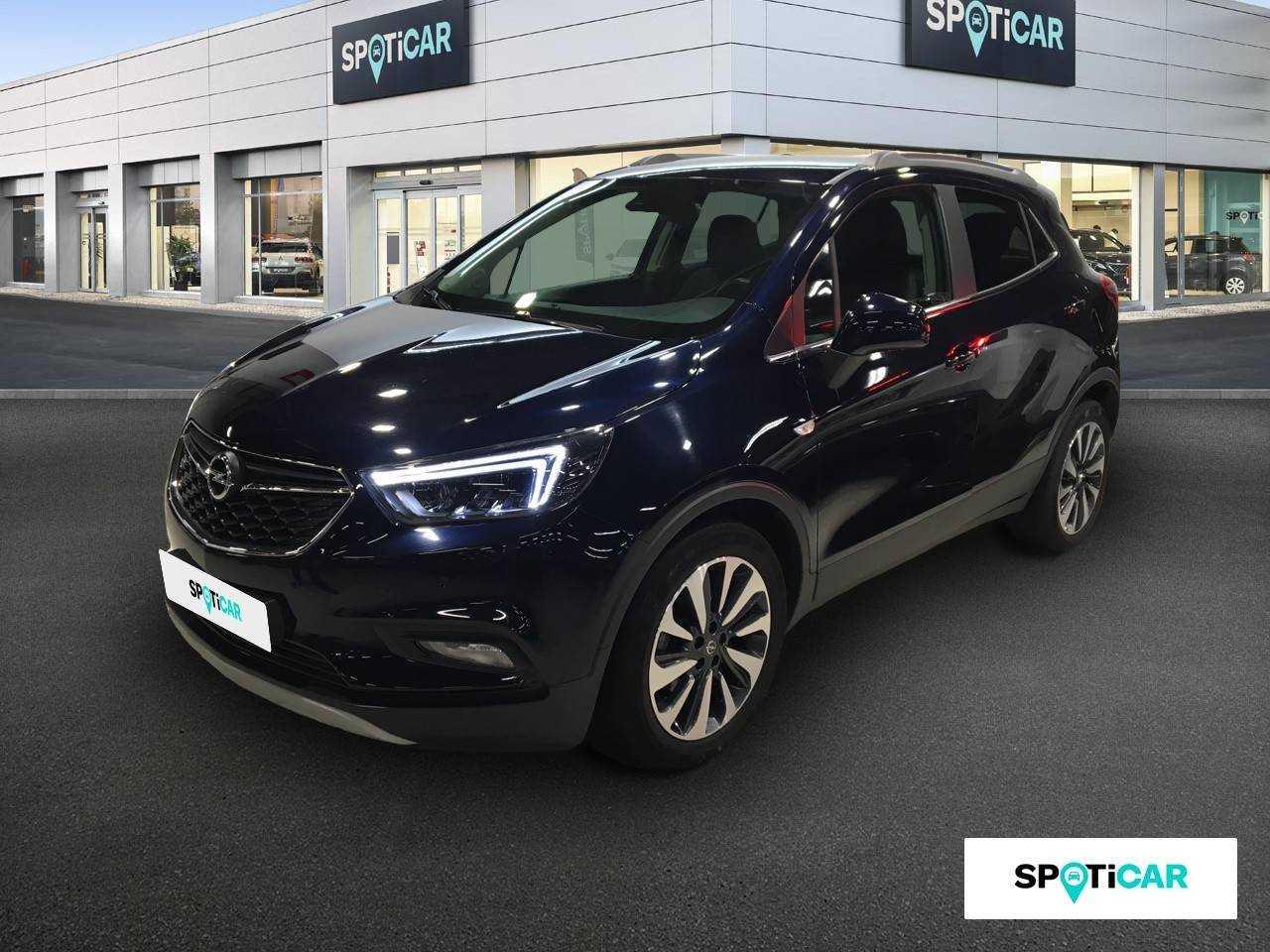 Opel Mokka X ocasión segunda mano 2019 Gas licuado (GLP) por 18.500€ en Madrid