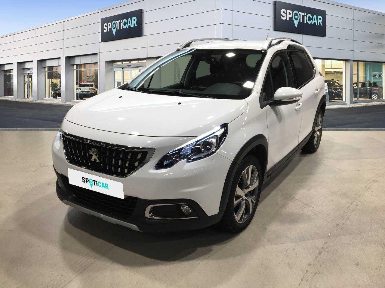 Peugeot 2008 ocasión segunda mano 2019 Gasolina por 19.900€ en Madrid