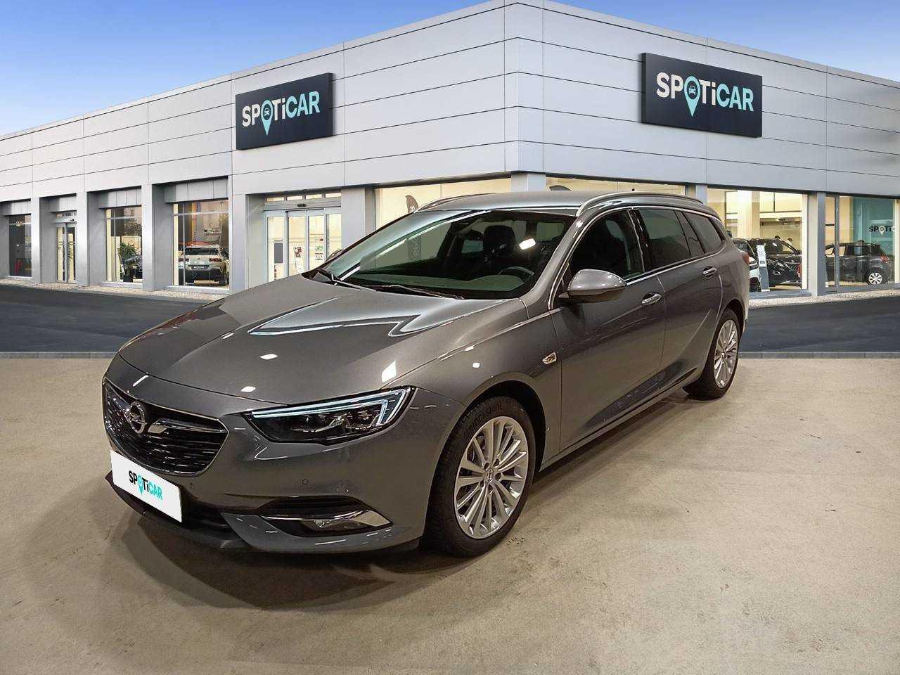 Opel Insignia  ocasión segunda mano 2021 Diésel por 23.900€ en Madrid