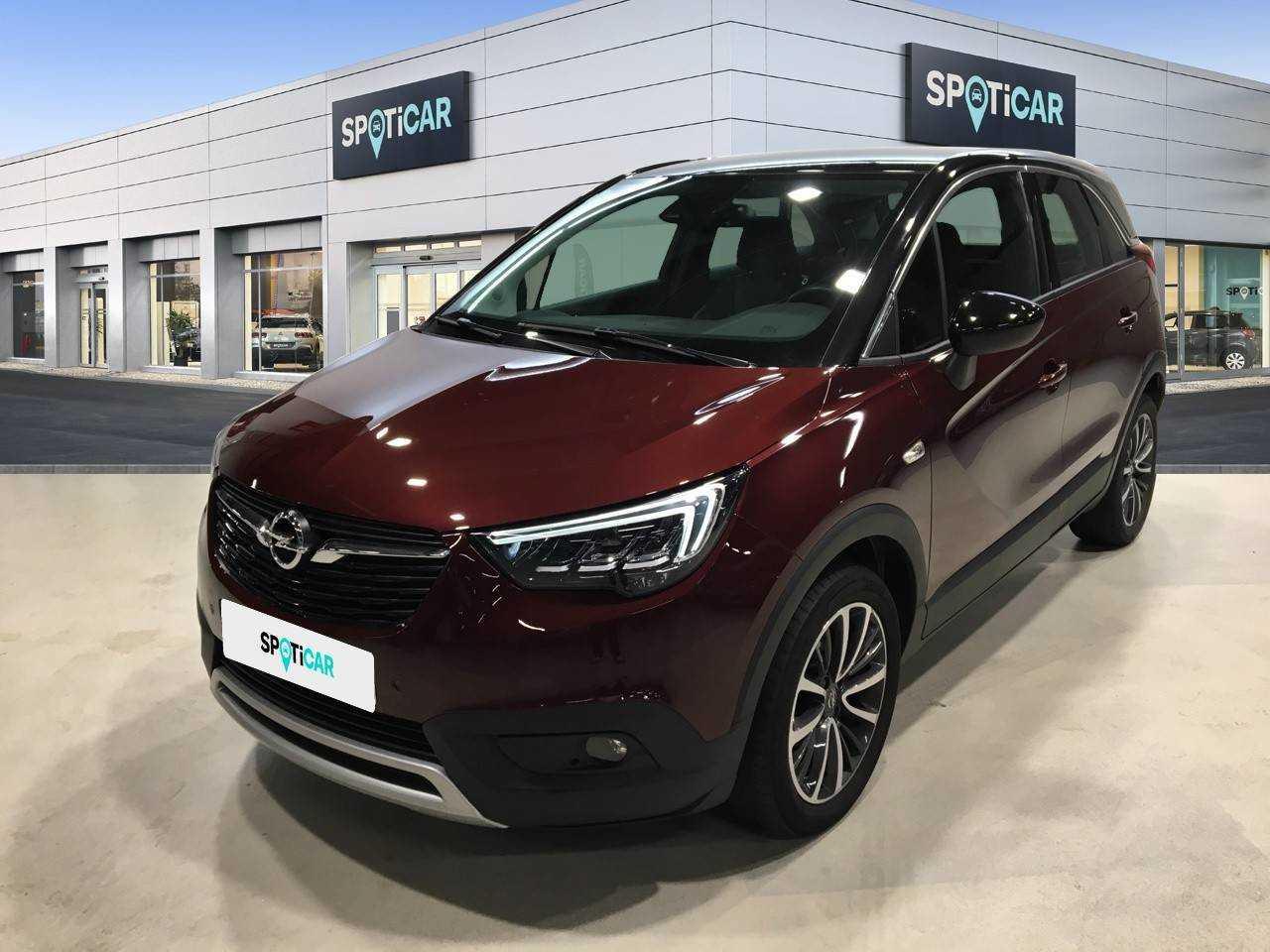 Opel Crossland X ocasión segunda mano 2019 Diésel por 17.050€ en Madrid