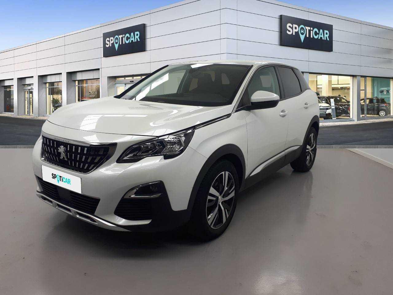 Peugeot 3008 ocasión segunda mano 2019 Gasolina por 25.950€ en Madrid