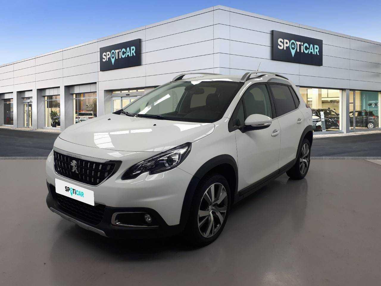 Peugeot 2008 ocasión segunda mano 2019 Diésel por 17.950€ en Madrid