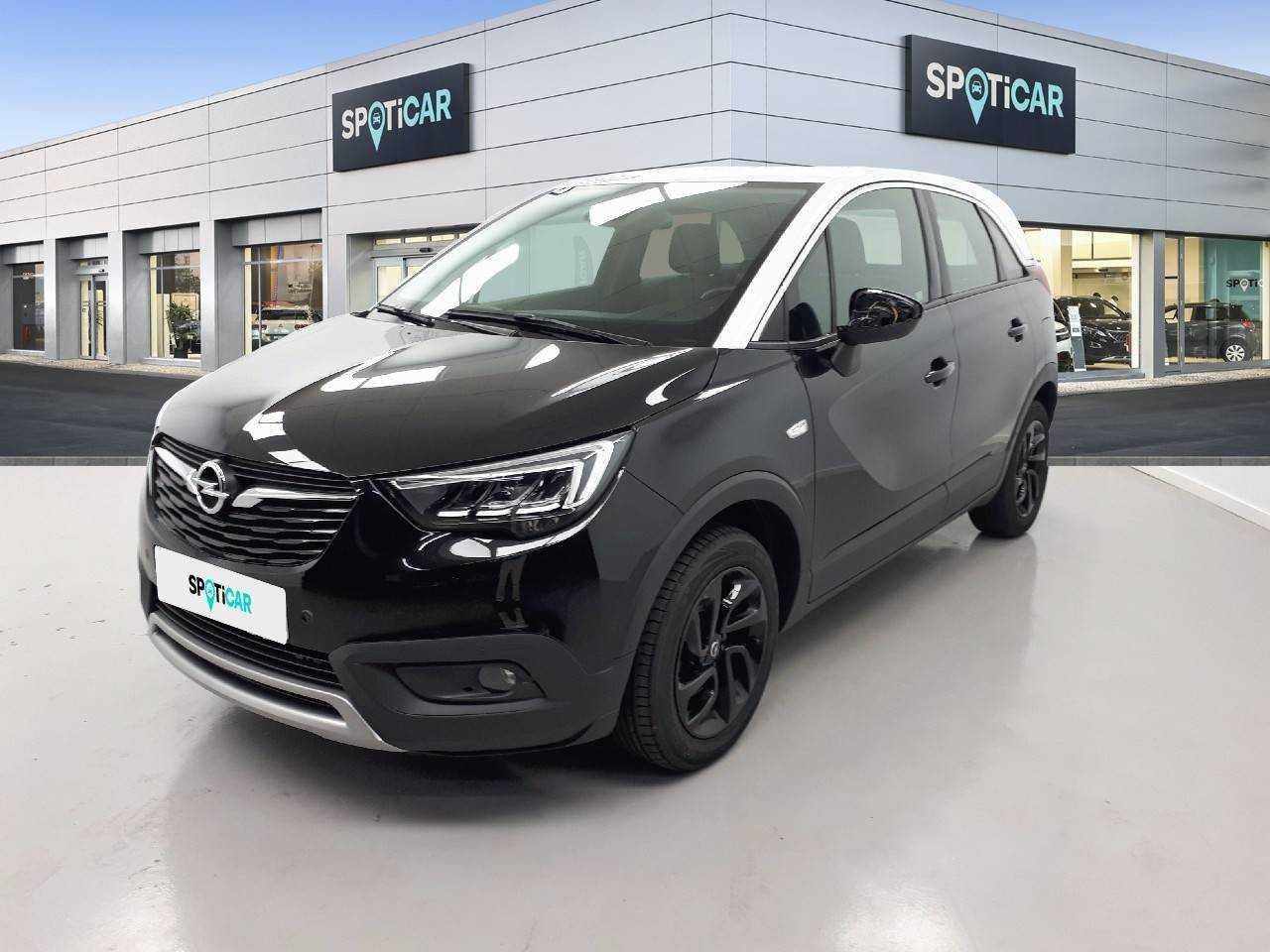 Opel Crossland X ocasión segunda mano 2019 Gasolina por 17.500€ en Madrid