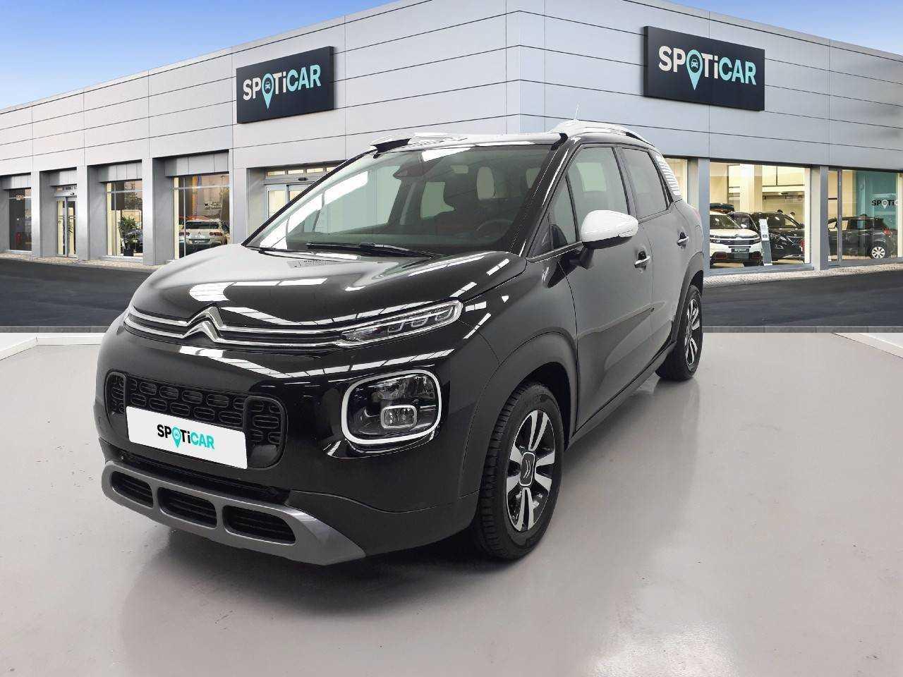 Citroën C3 Aircross ocasión segunda mano 2019 Diésel por 17.850€ en Madrid
