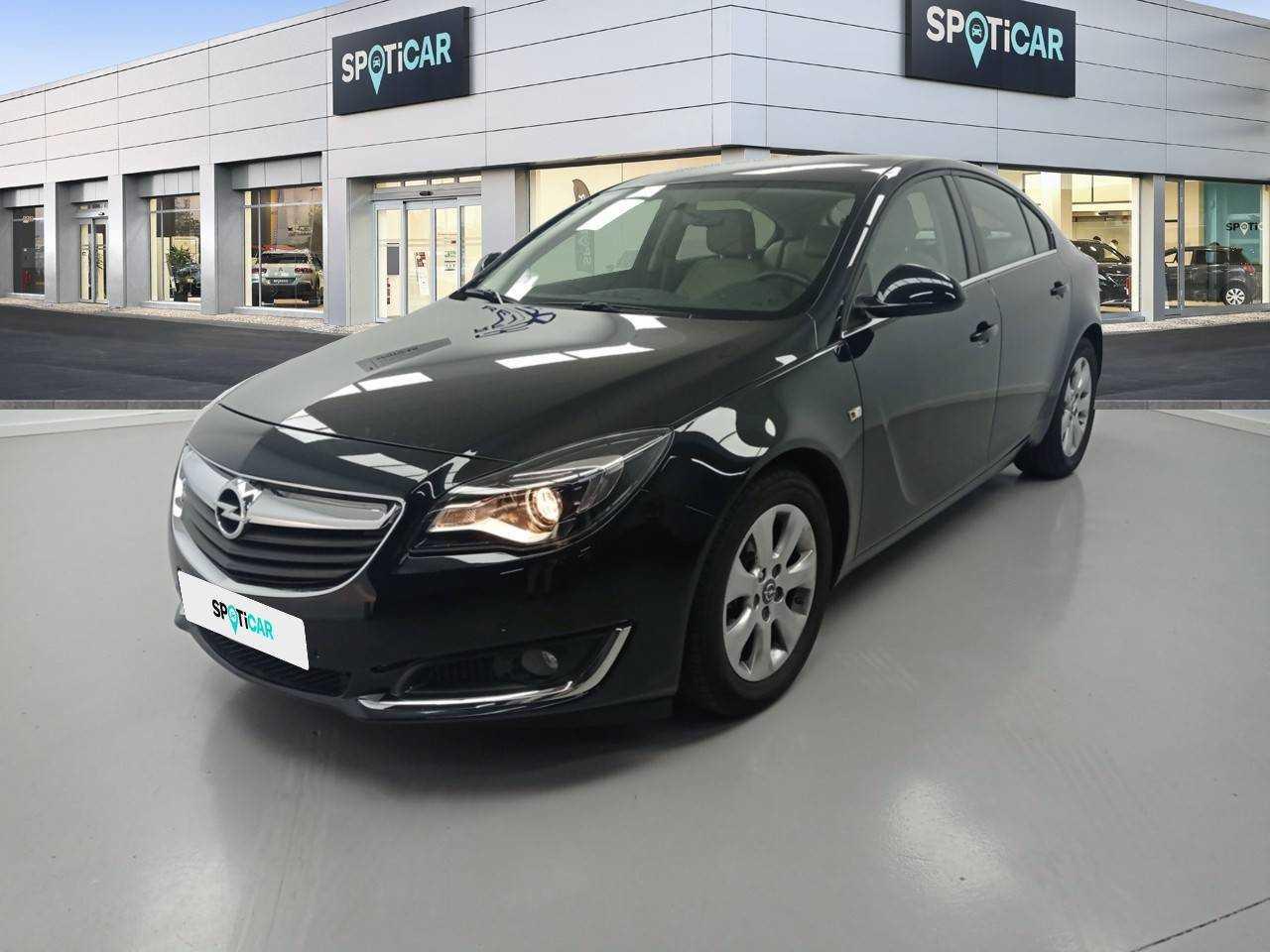 Opel Insignia  ocasión segunda mano 2016 Diésel por 17.300€ en Madrid