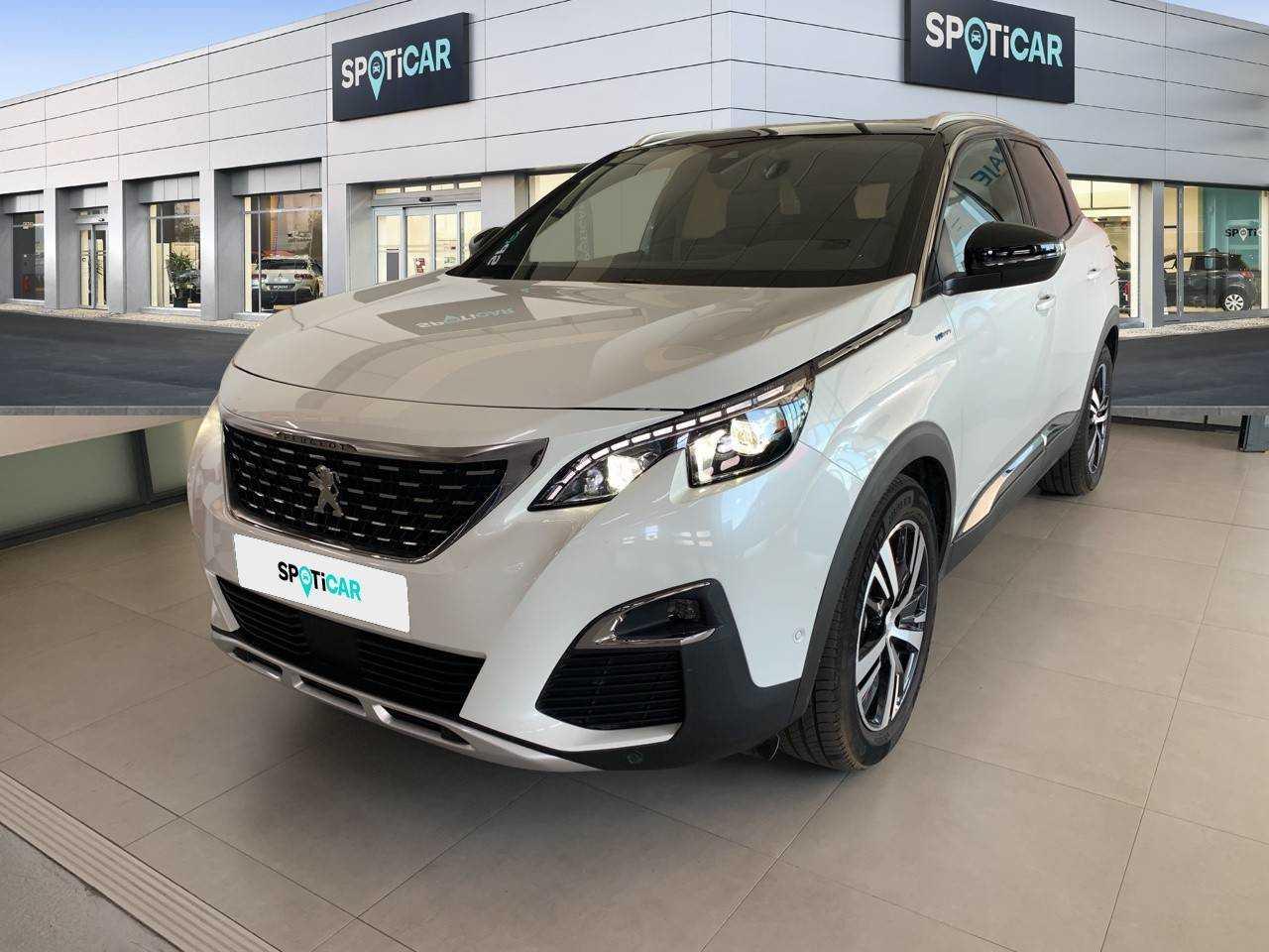 Peugeot 3008 ocasión segunda mano 2020 Eléctrico por 38.500€ en Madrid