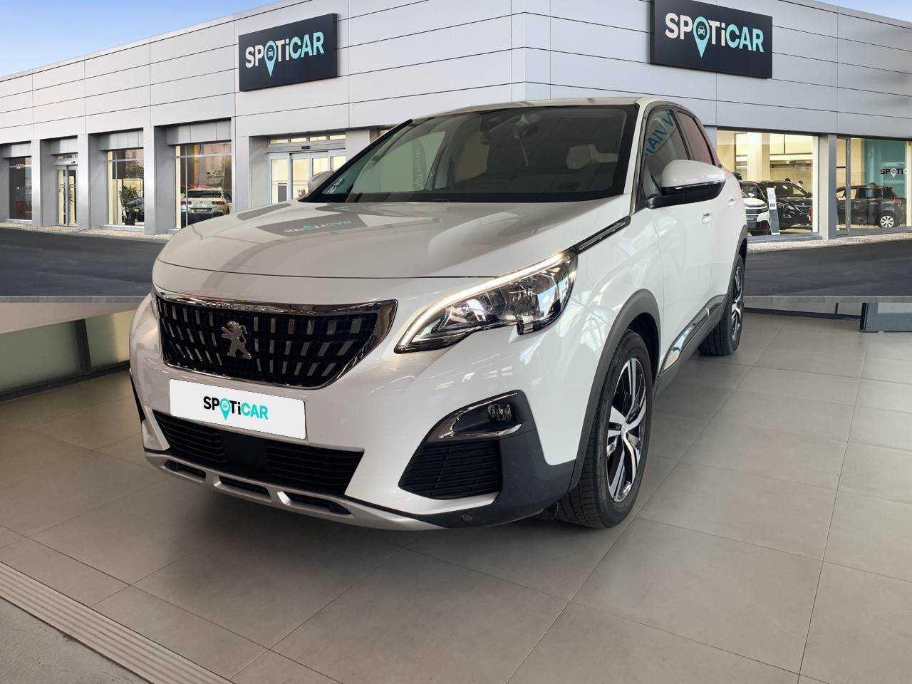 Peugeot 3008 ocasión segunda mano 2017 Diésel por 23.950€ en Madrid
