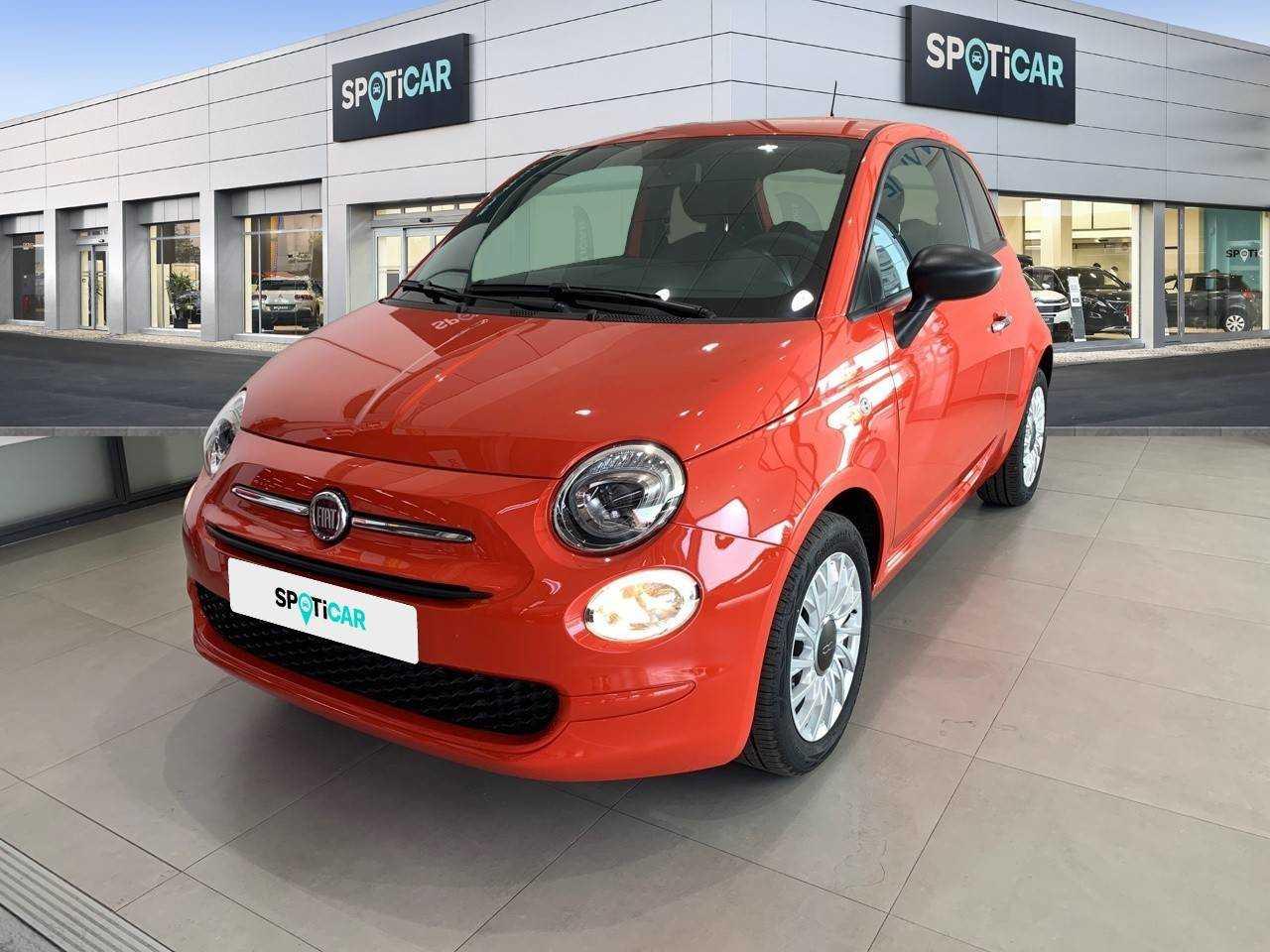Fiat 500 ocasión segunda mano 2021 Gasolina por 14.950€ en Madrid