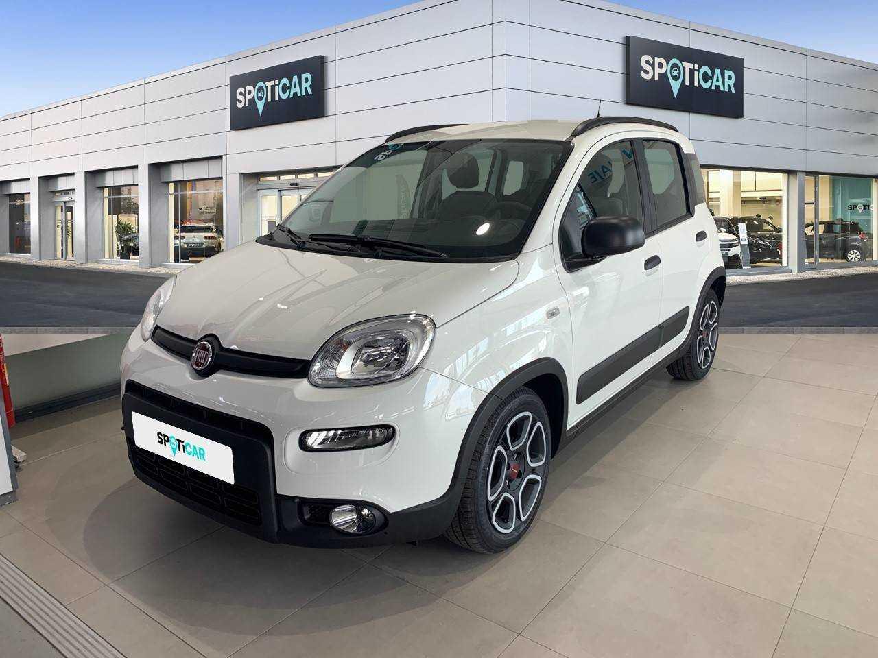 Fiat Panda ocasión segunda mano 2021 Gasolina por 13.950€ en Madrid
