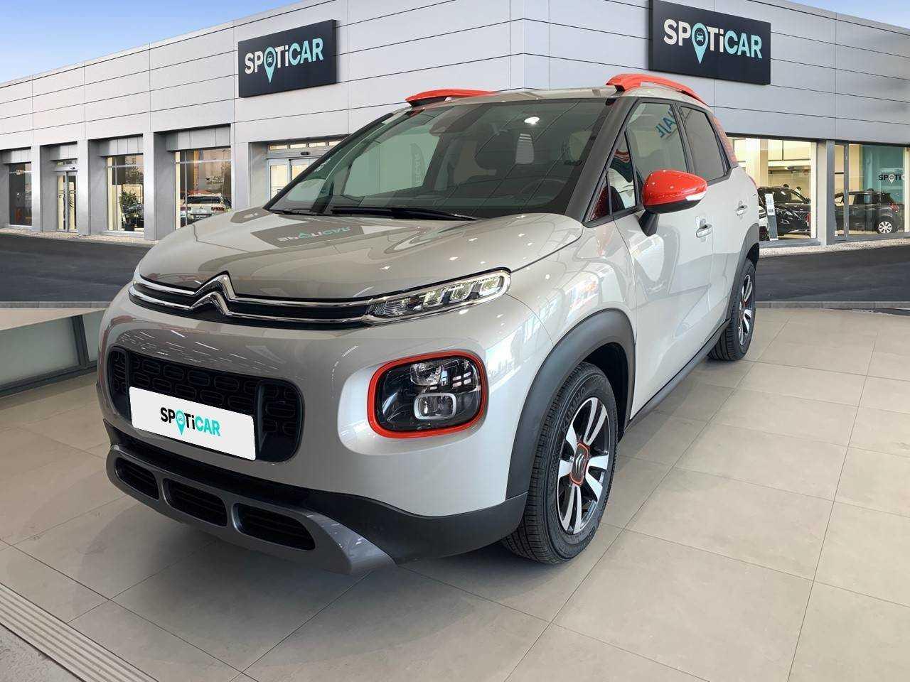 Citroën C3 Aircross ocasión segunda mano 2019 Diésel por 17.950€ en Madrid