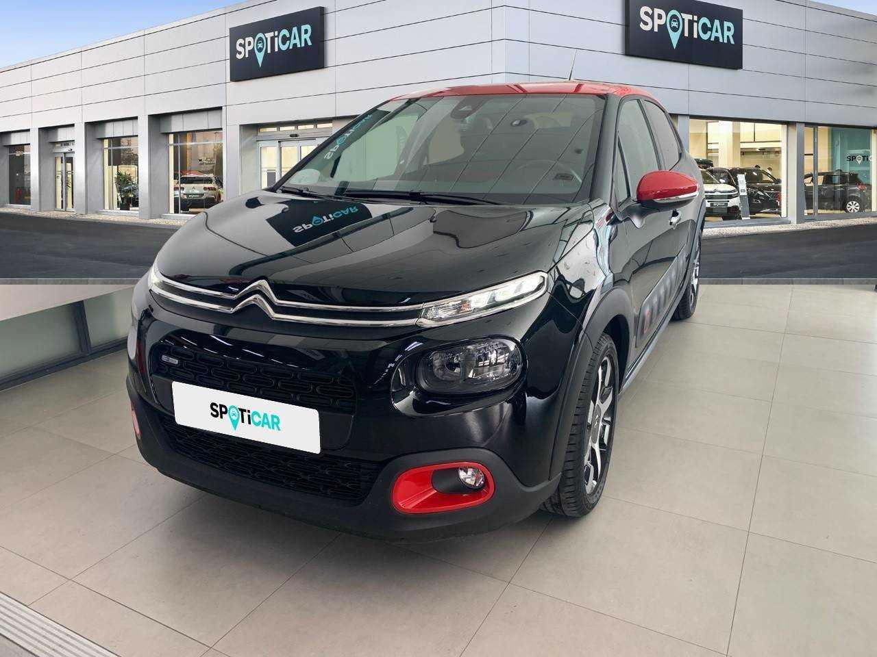 Citroën C3 ocasión segunda mano 2017 Gasolina por 13.950€ en Madrid