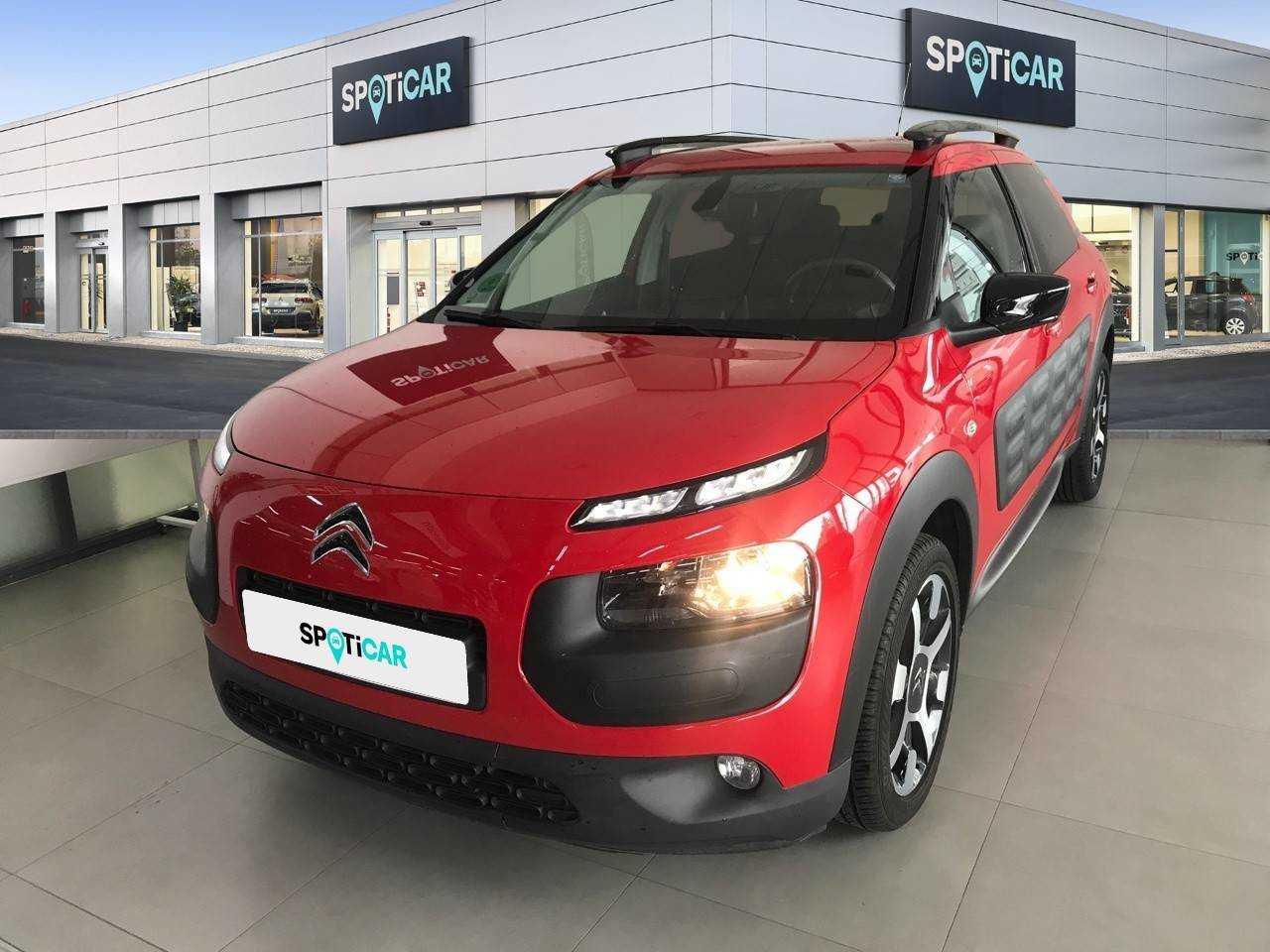 Citroën C4 Cactus ocasión segunda mano 2017 Gasolina por 11.950€ en Madrid