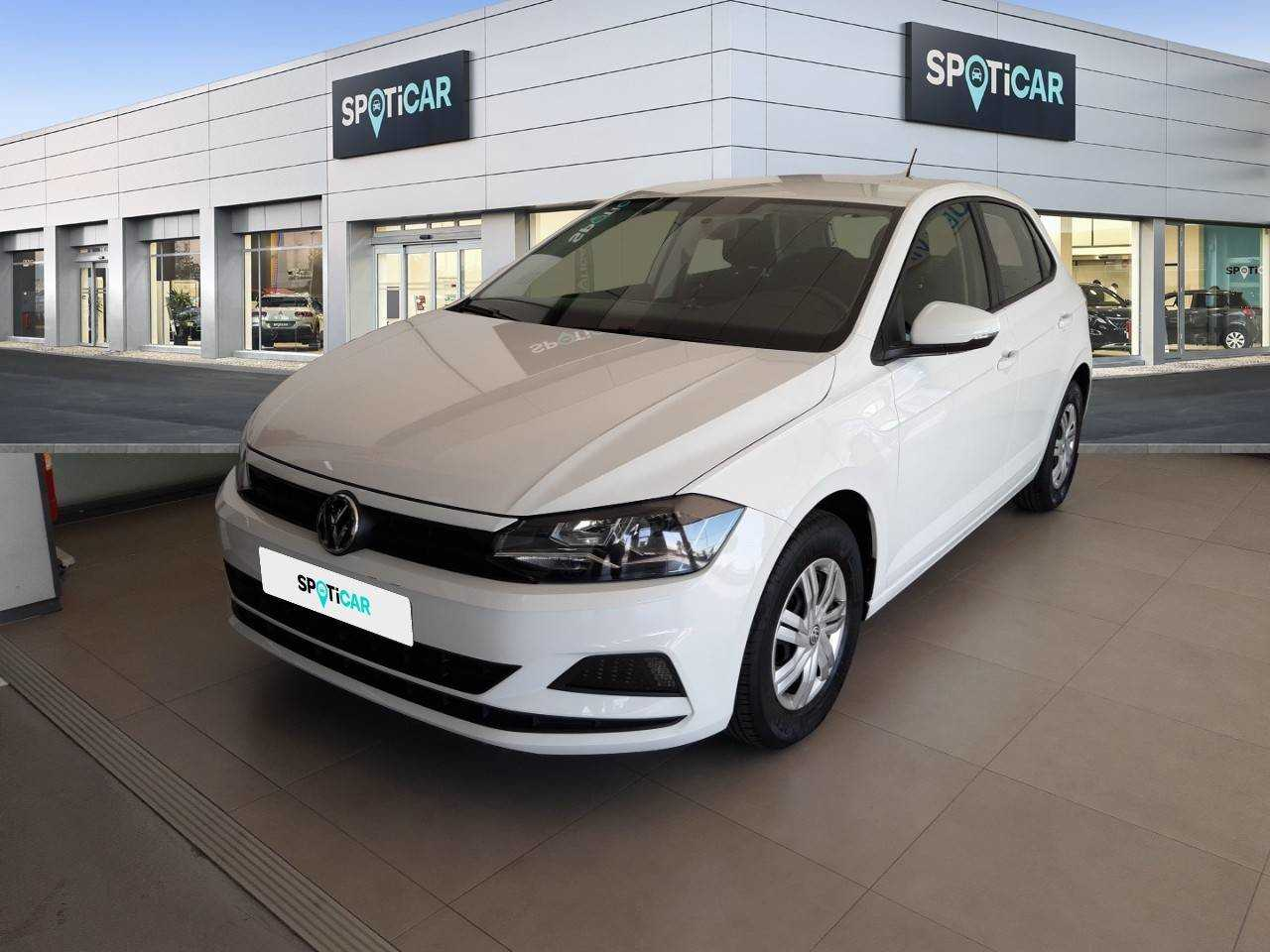 Volkswagen Polo ocasión segunda mano 2019 Gasolina por 16.850€ en Madrid