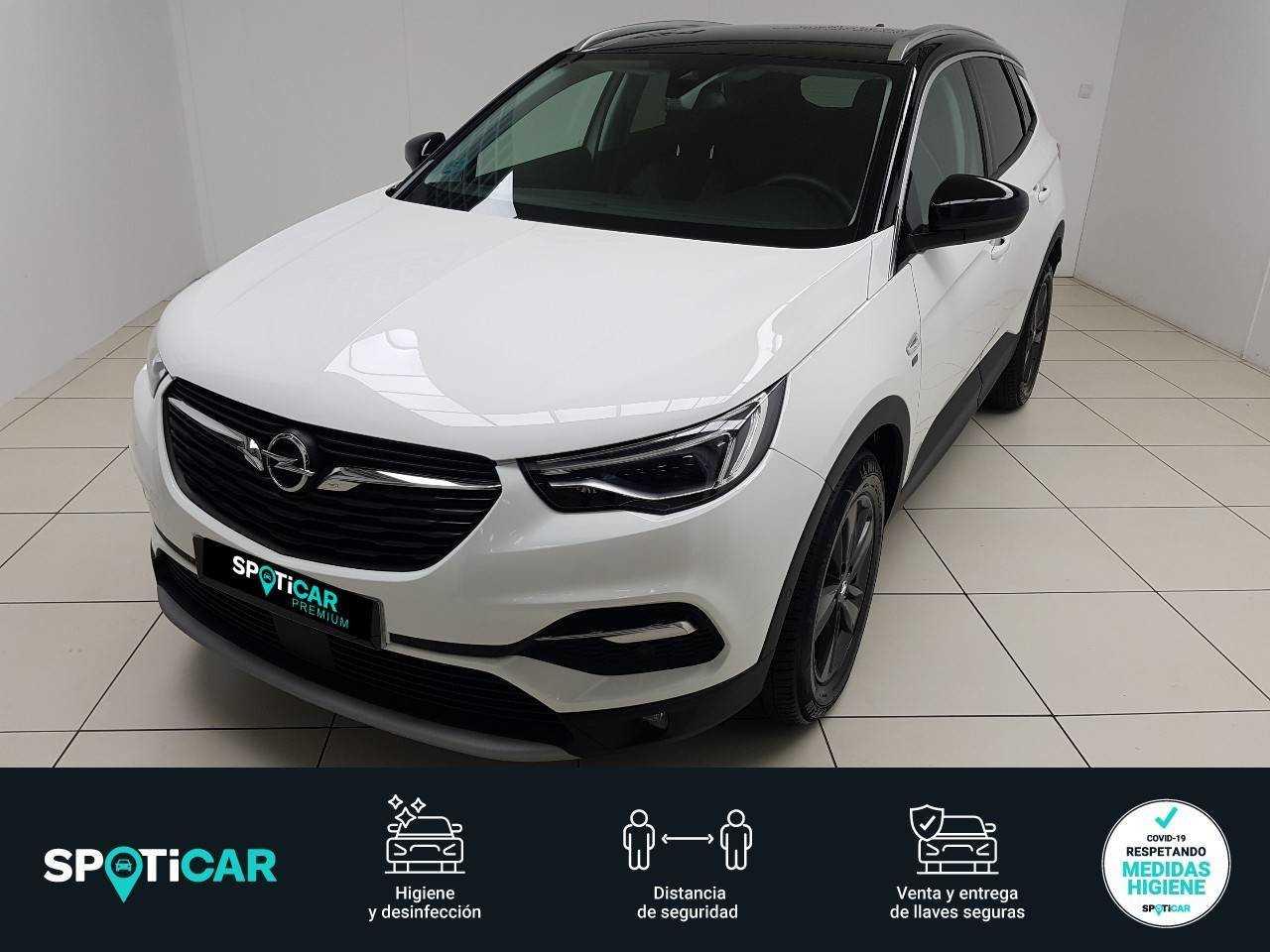 Opel Grandland X Gasolina en Madrid