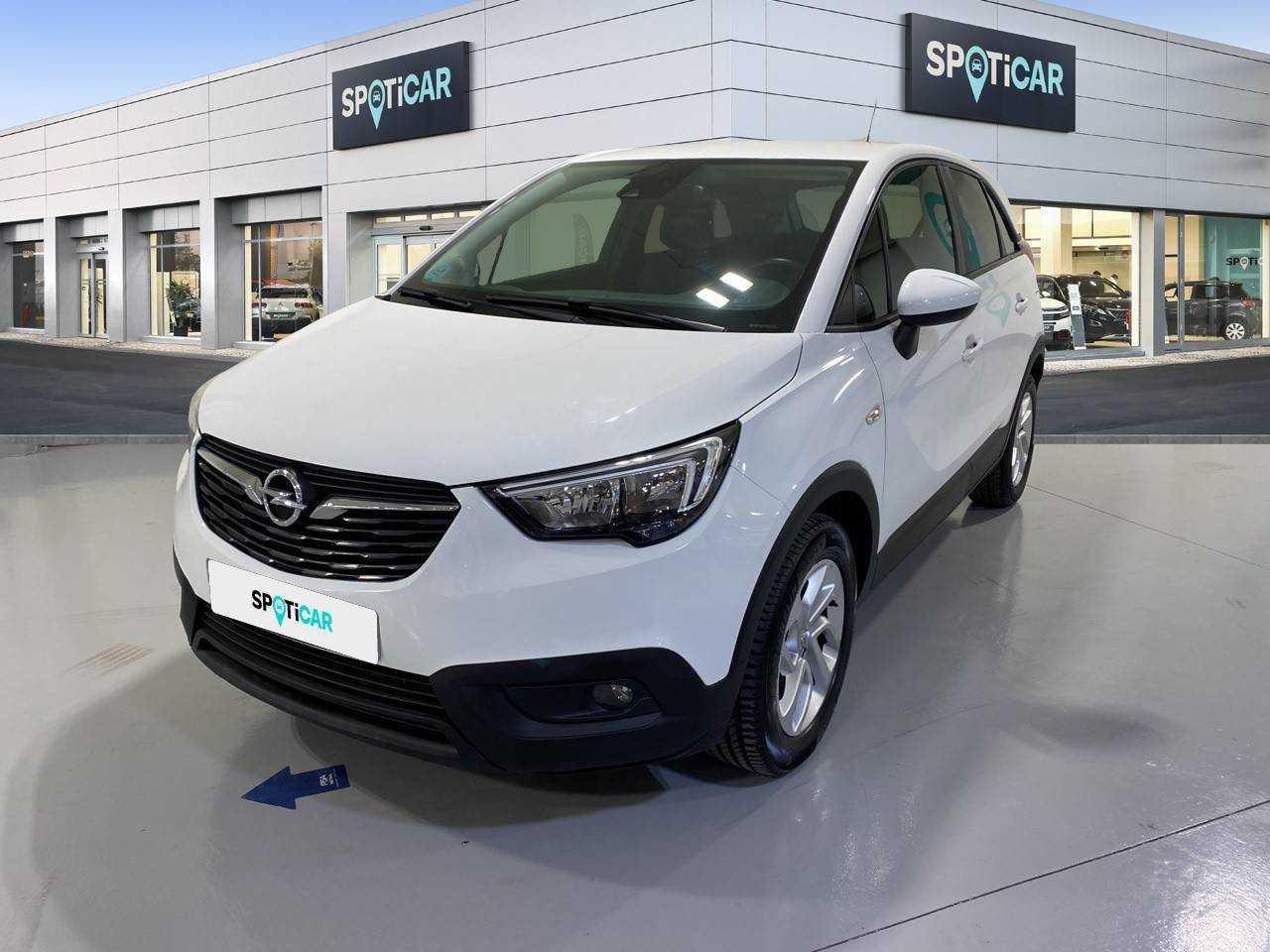 Opel Crossland X ocasión segunda mano 2018 Diésel por 14.800€ en Barcelona