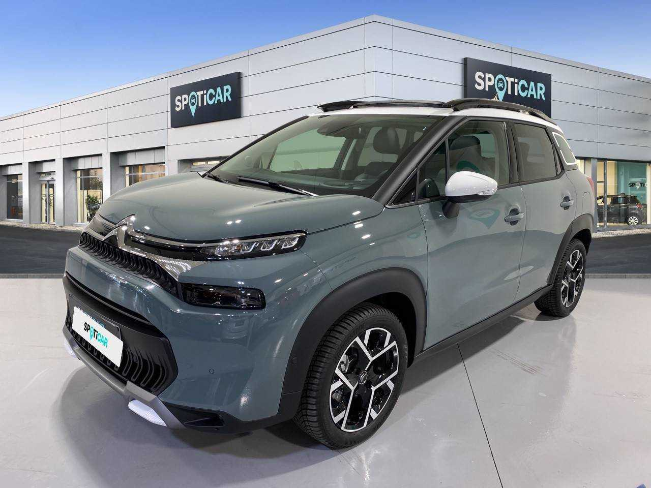 Citroën C3 Aircross ocasión segunda mano 2021 Gasolina por 24.200€ en Barcelona