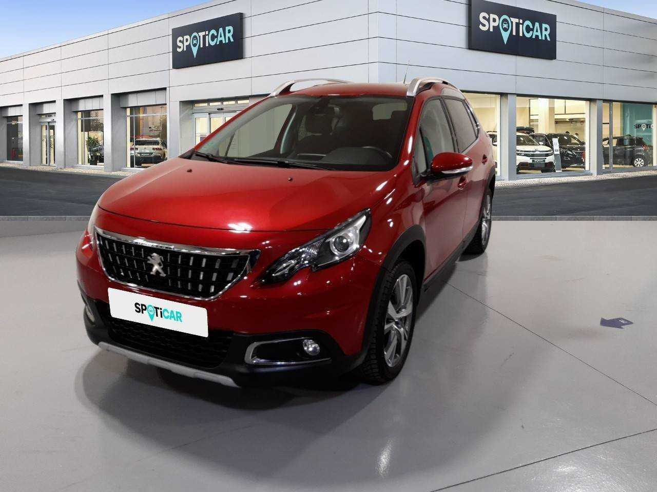 Peugeot 2008 ocasión segunda mano 2019 Gasolina por 18.700€ en Barcelona