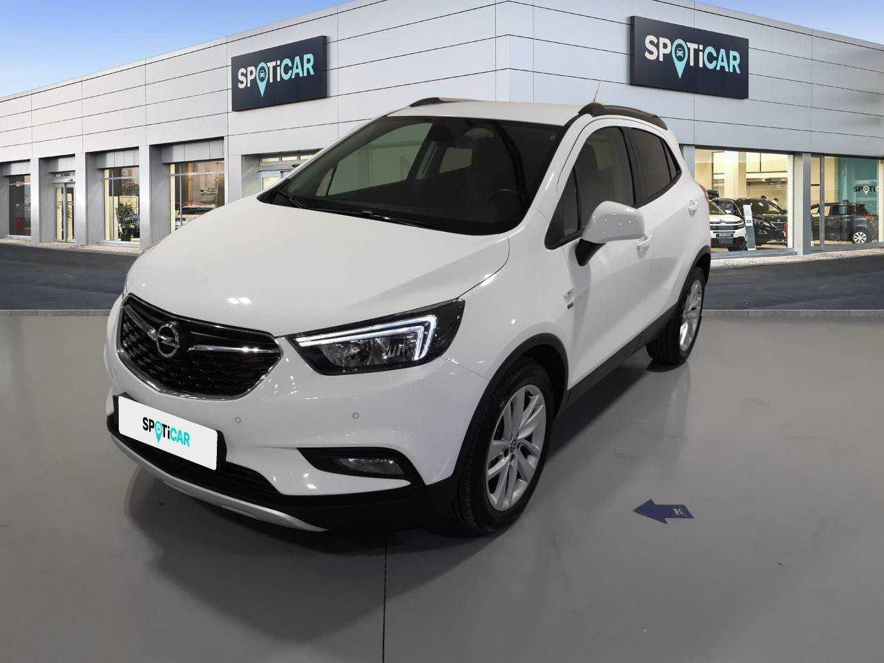 Opel Mokka X ocasión segunda mano 2019 Gasolina por 17.400€ en Barcelona